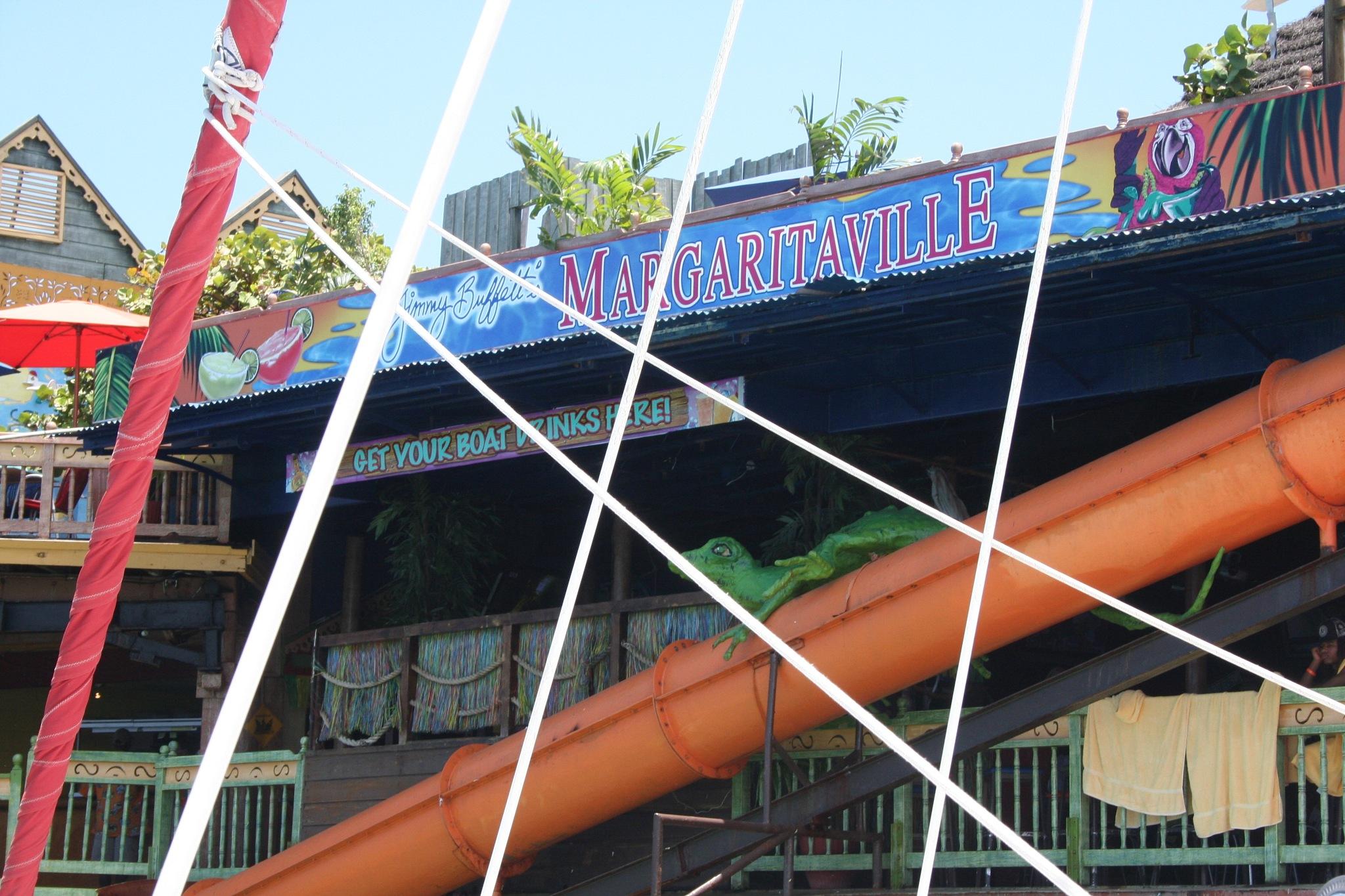 Margaritaville by Luigi Cappel
