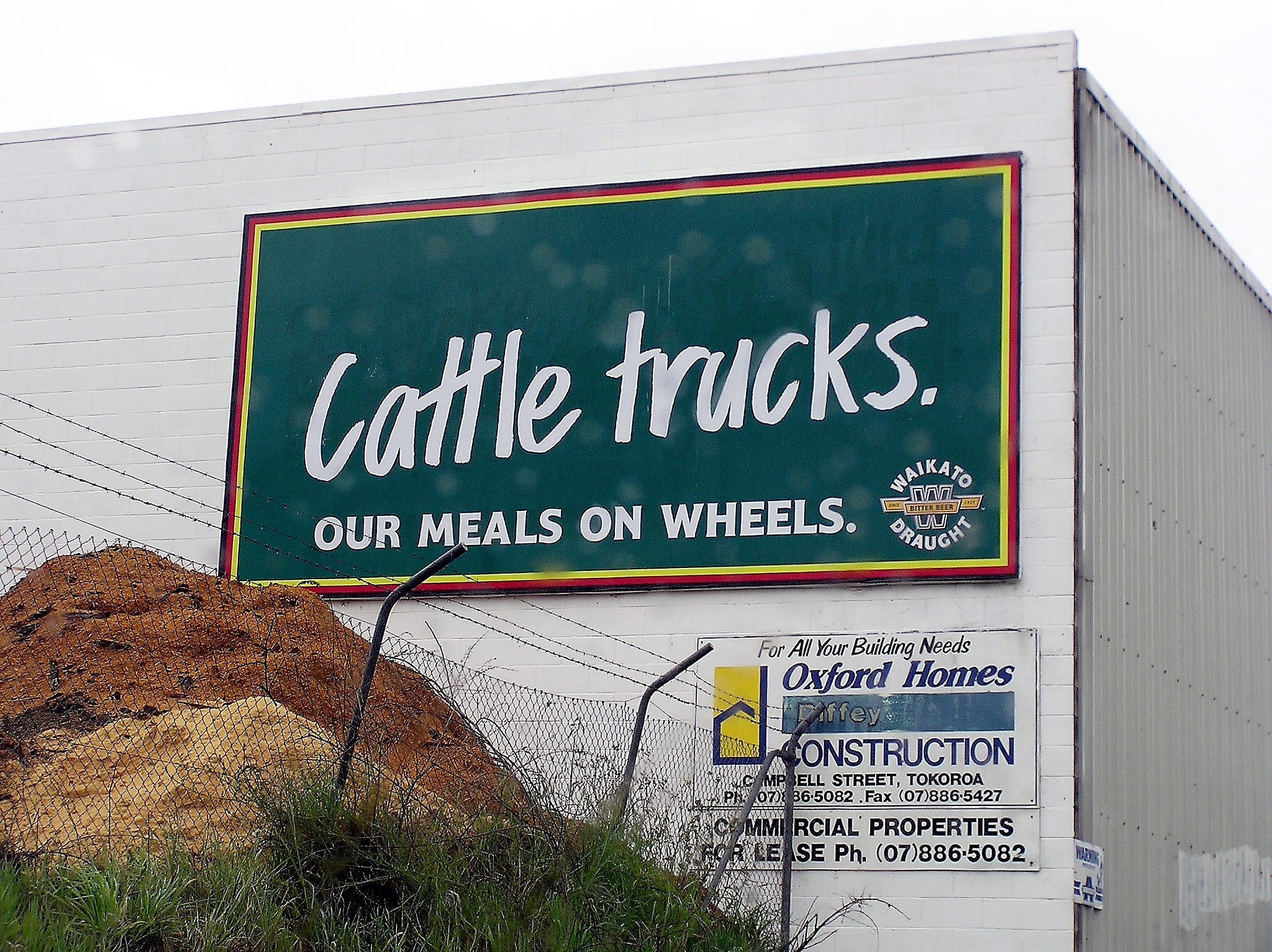Meals on Wheels by Luigi Cappel