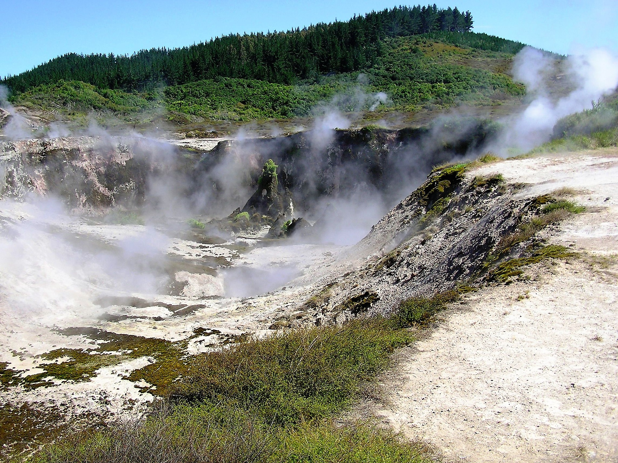 Craters of the Moon by Luigi Cappel