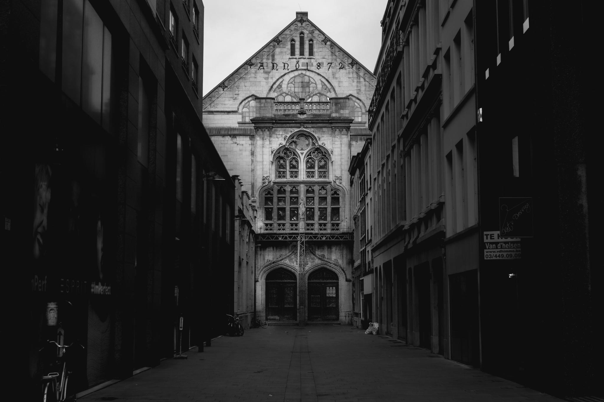 Anvers by sgjordans