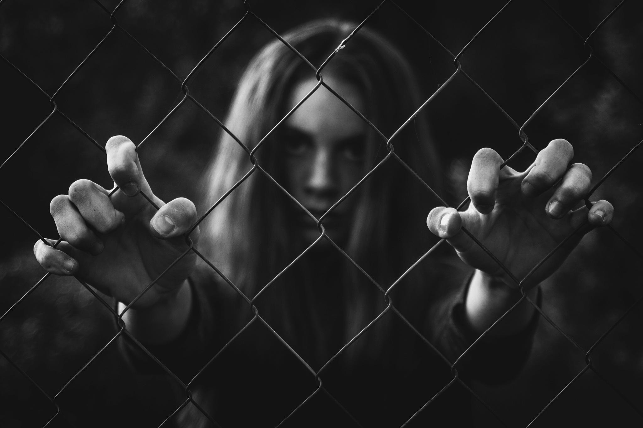 Please let me into...    by Katalin Borsik-Budai