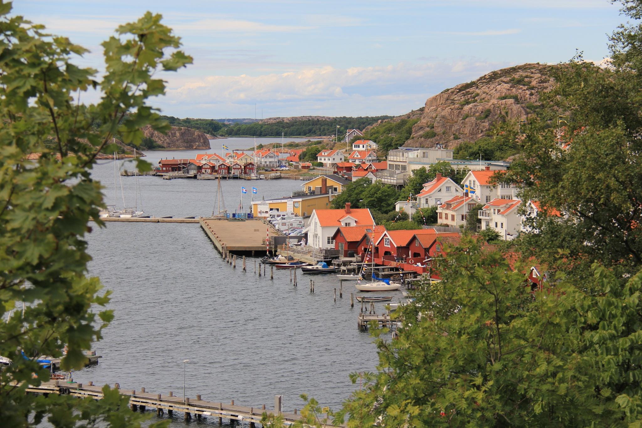 Fjallbacka Sweden by DavidABrown