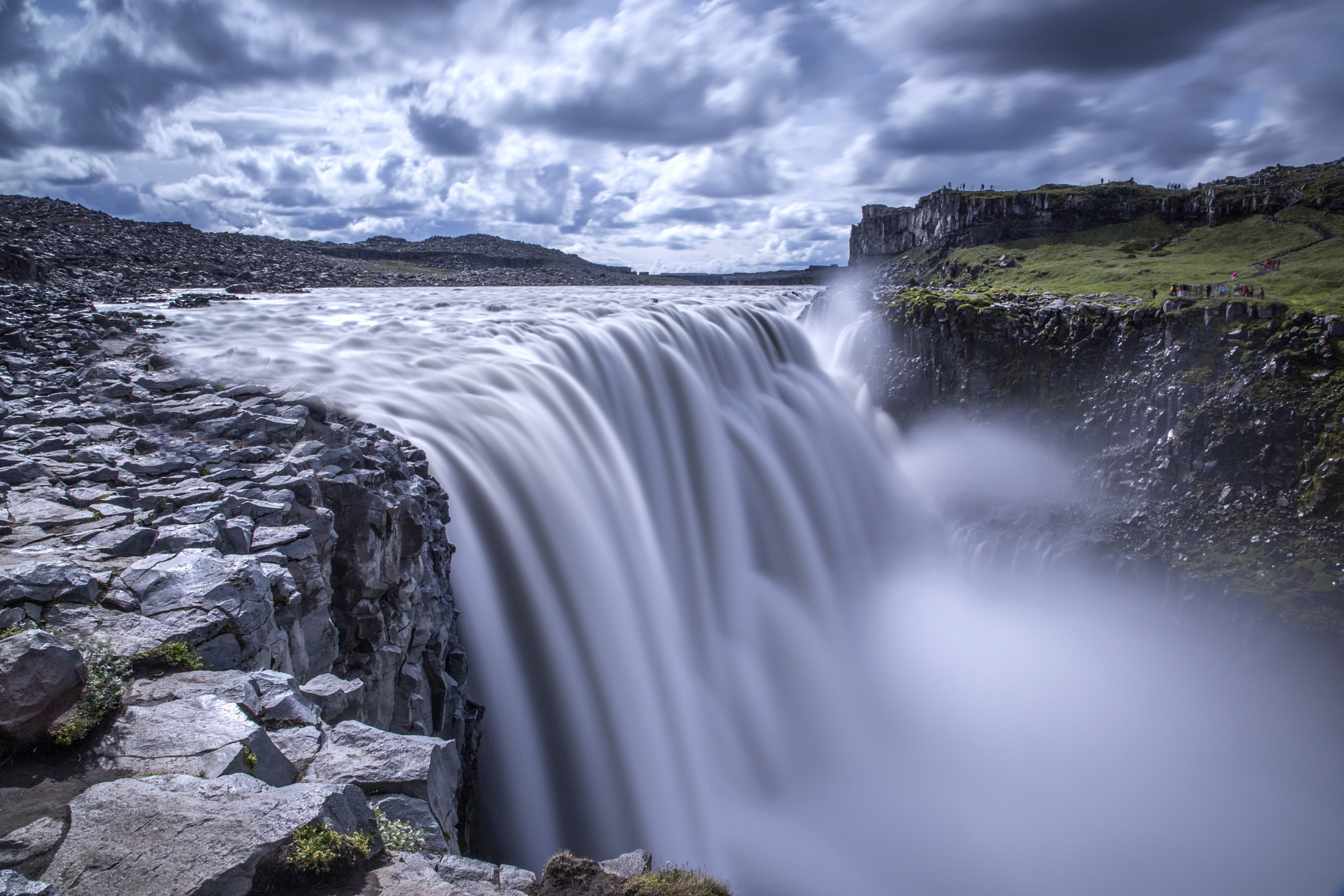 Dettifoss by Venture Off Road