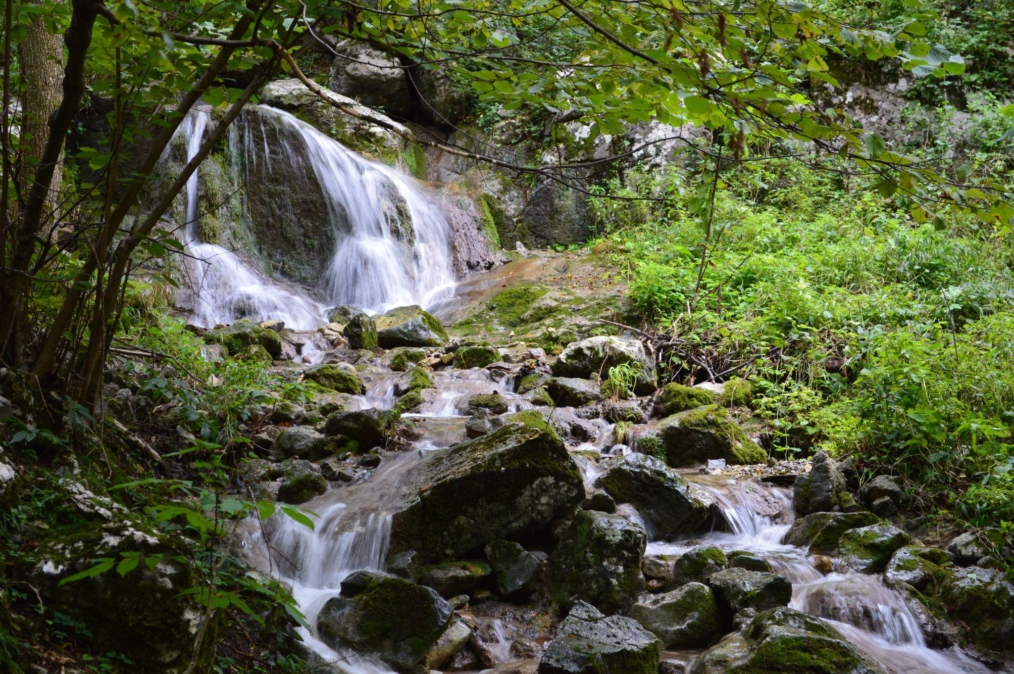 Waterfall by Martina