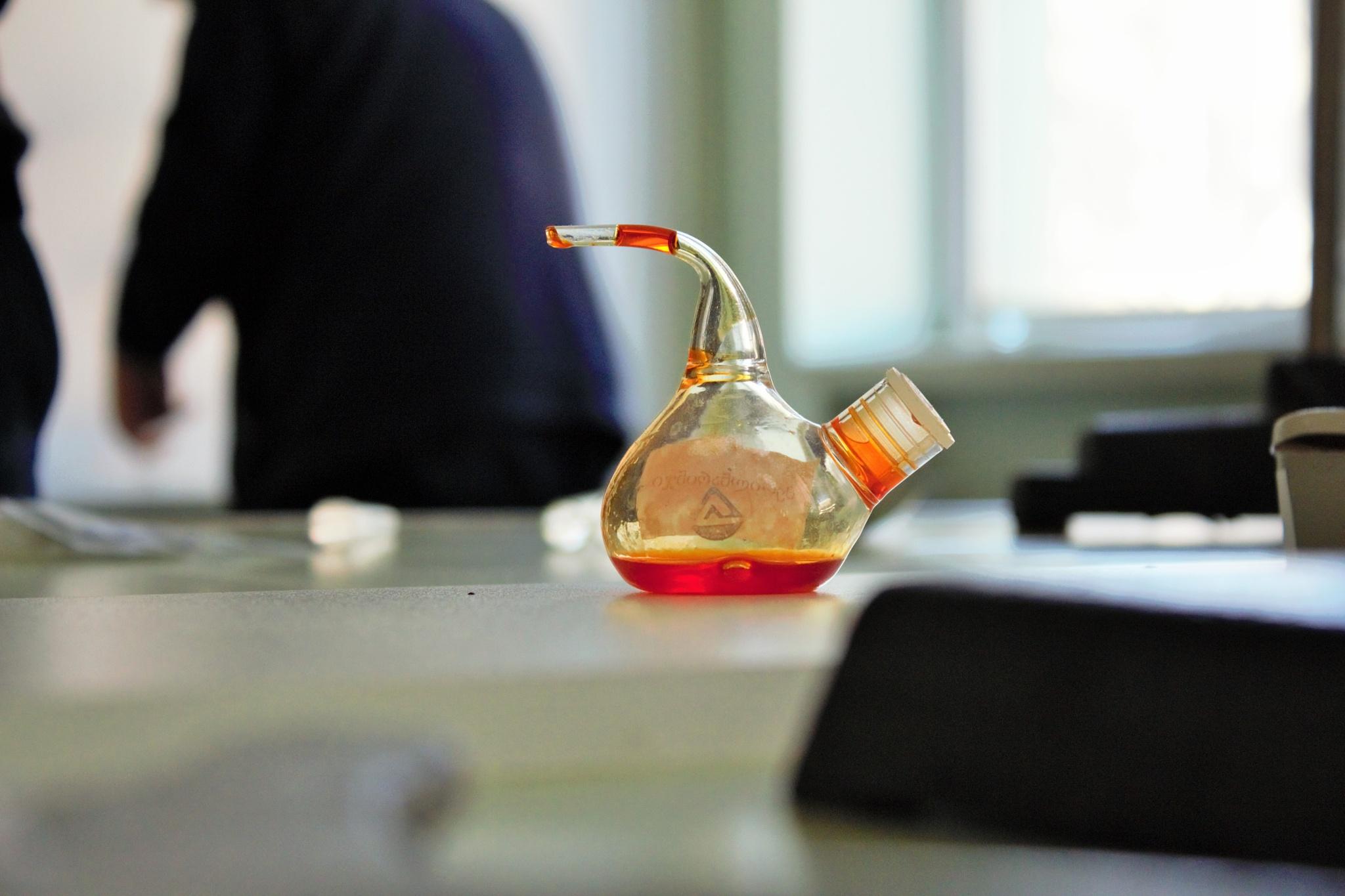 Chemistry by George Narchemashvili