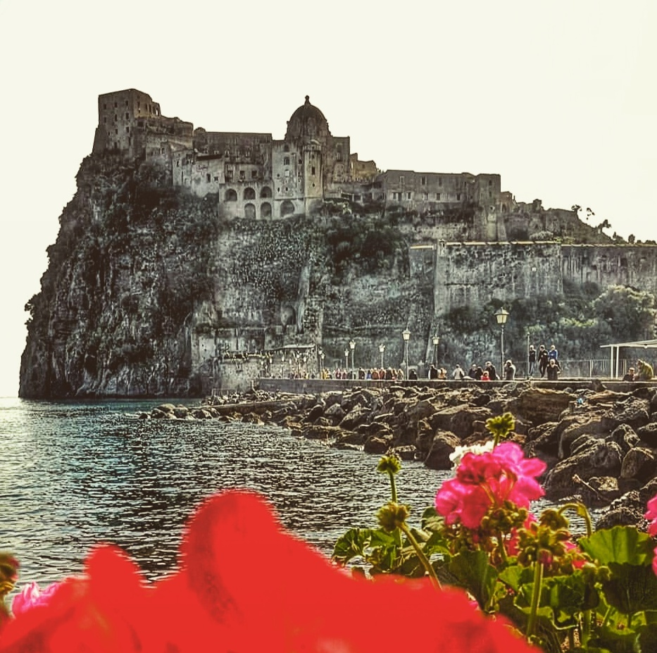 Castello Aragonese by Felicia Bruscino