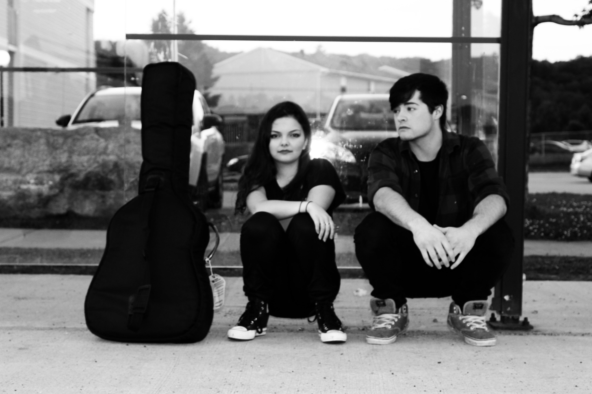 Traveling Musicians by Maxwell Giffen Photography