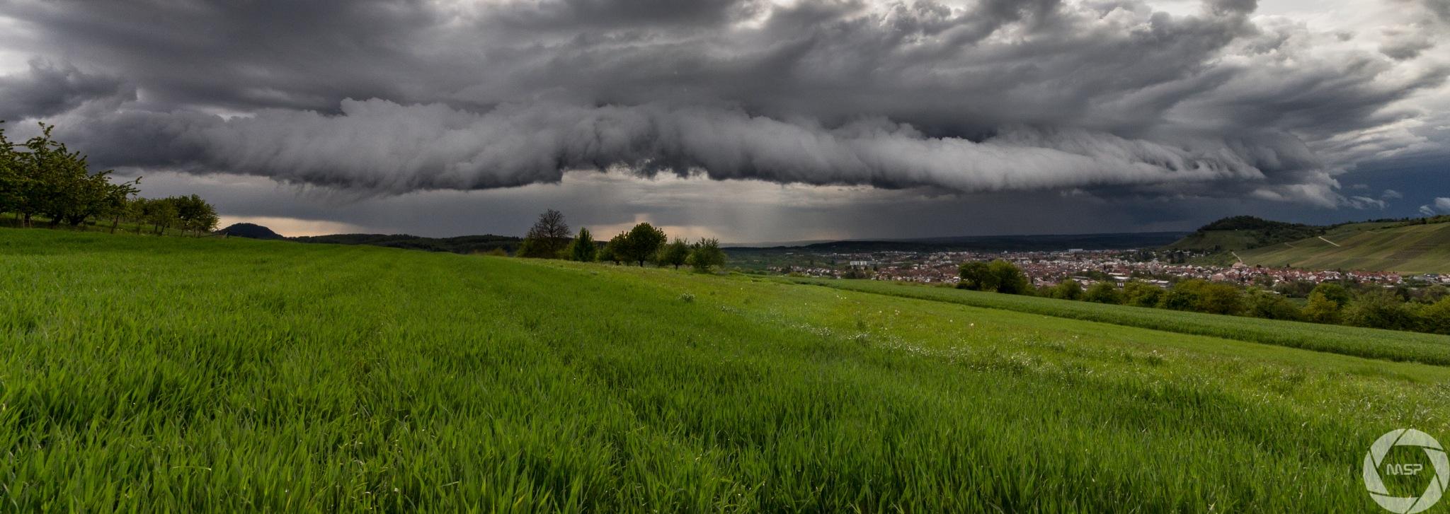 Cloudscape by Martin Schunack