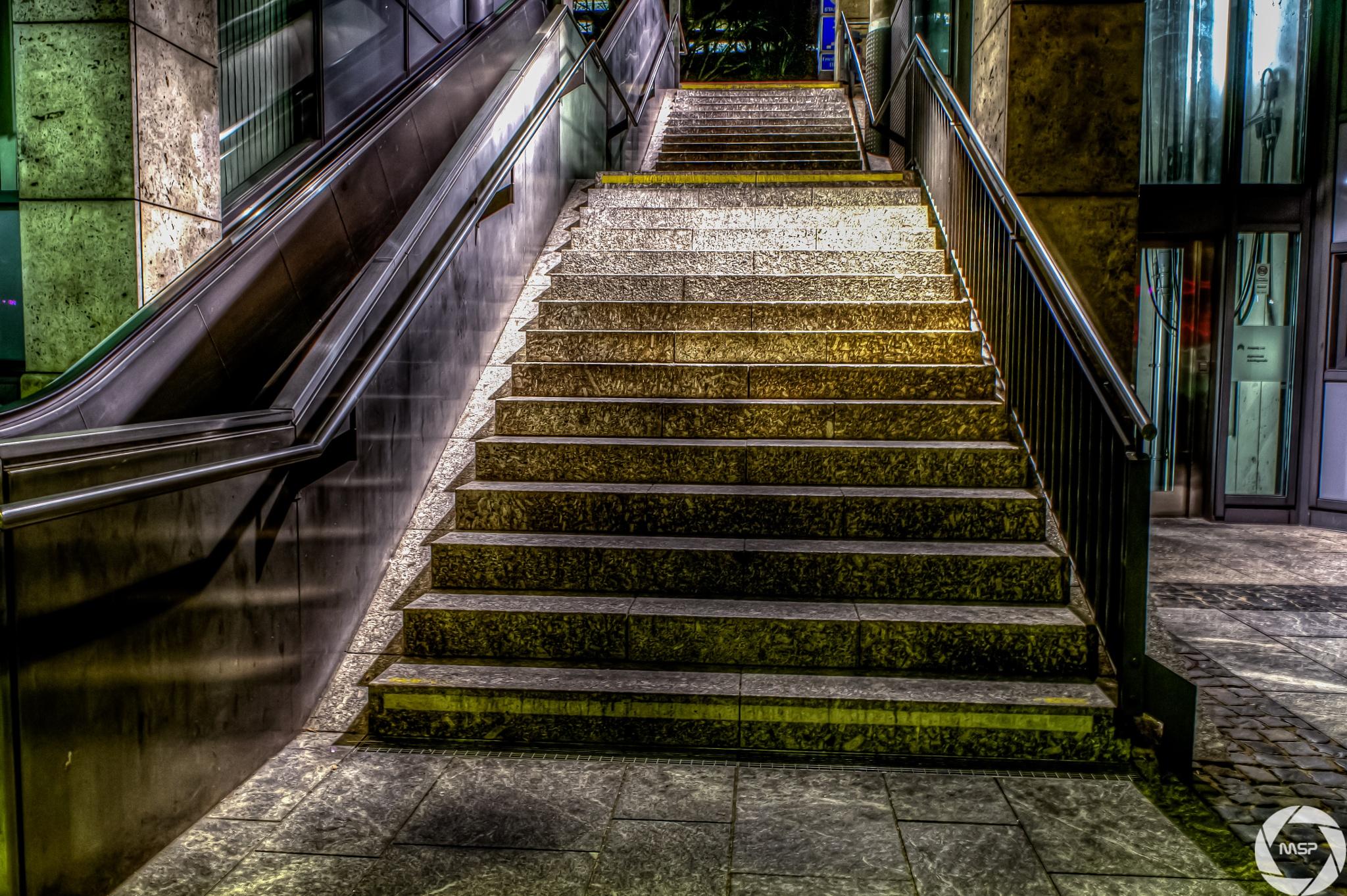 Stuttgart by Martin Schunack
