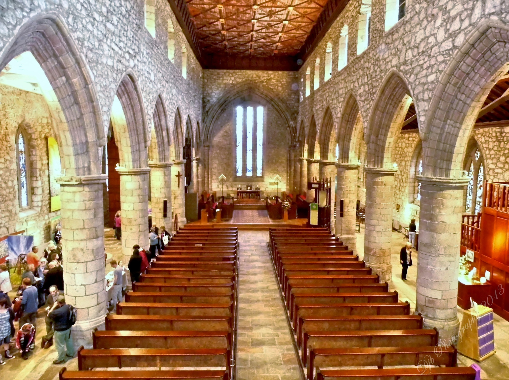 St Machar Cathedral  by David John Brazendale