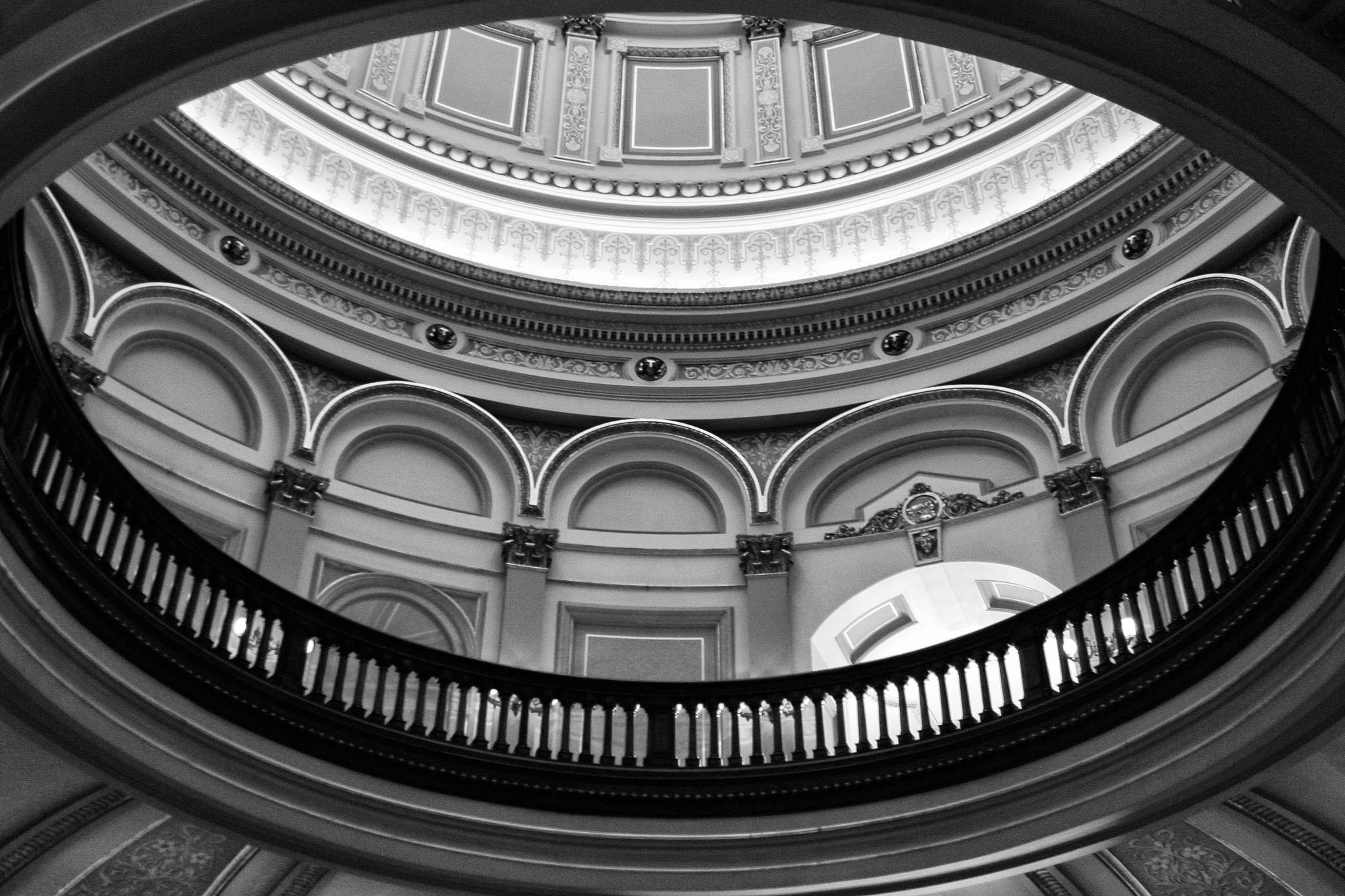 Sacramento - Capitol by Benjamin Hernandez