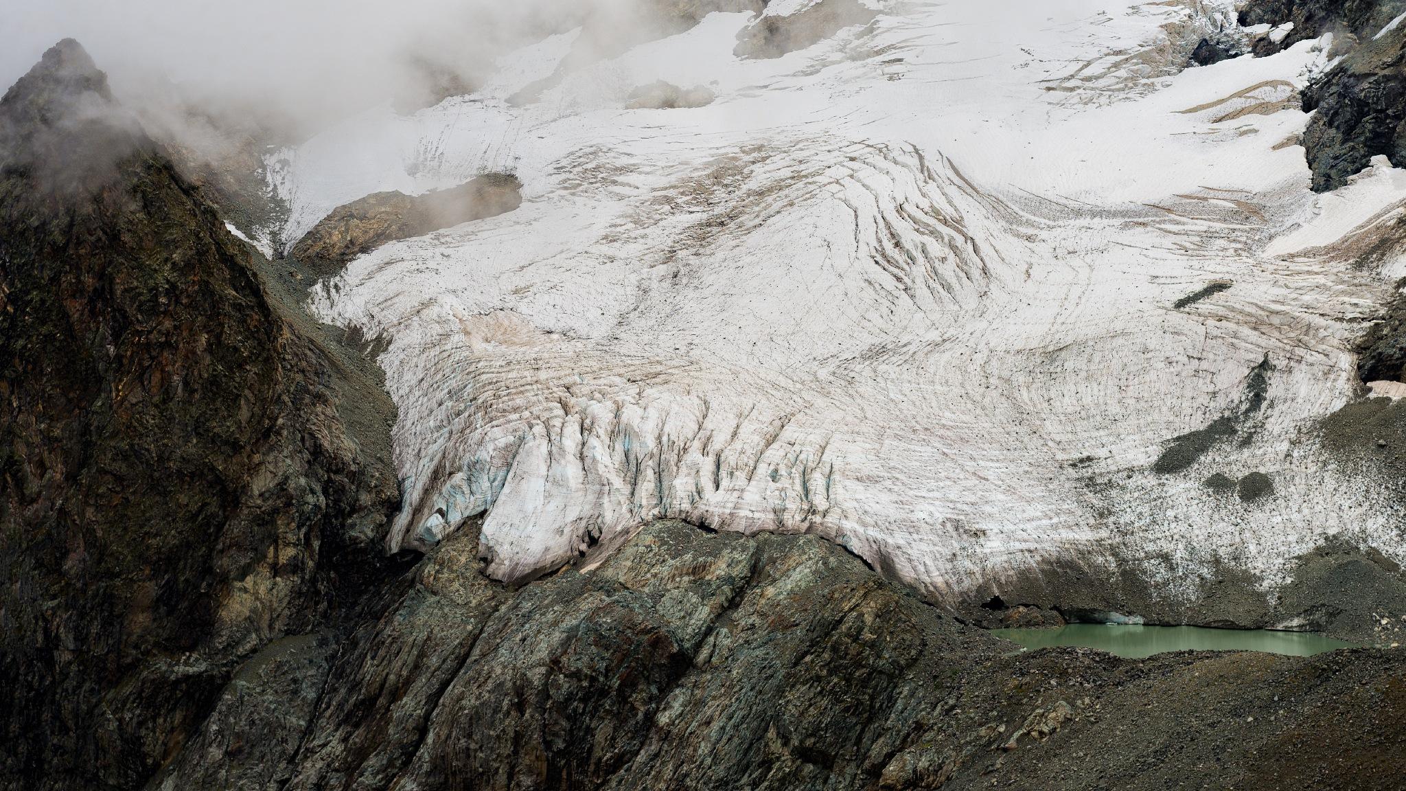 Ice and stone by Alexander Plekhanov