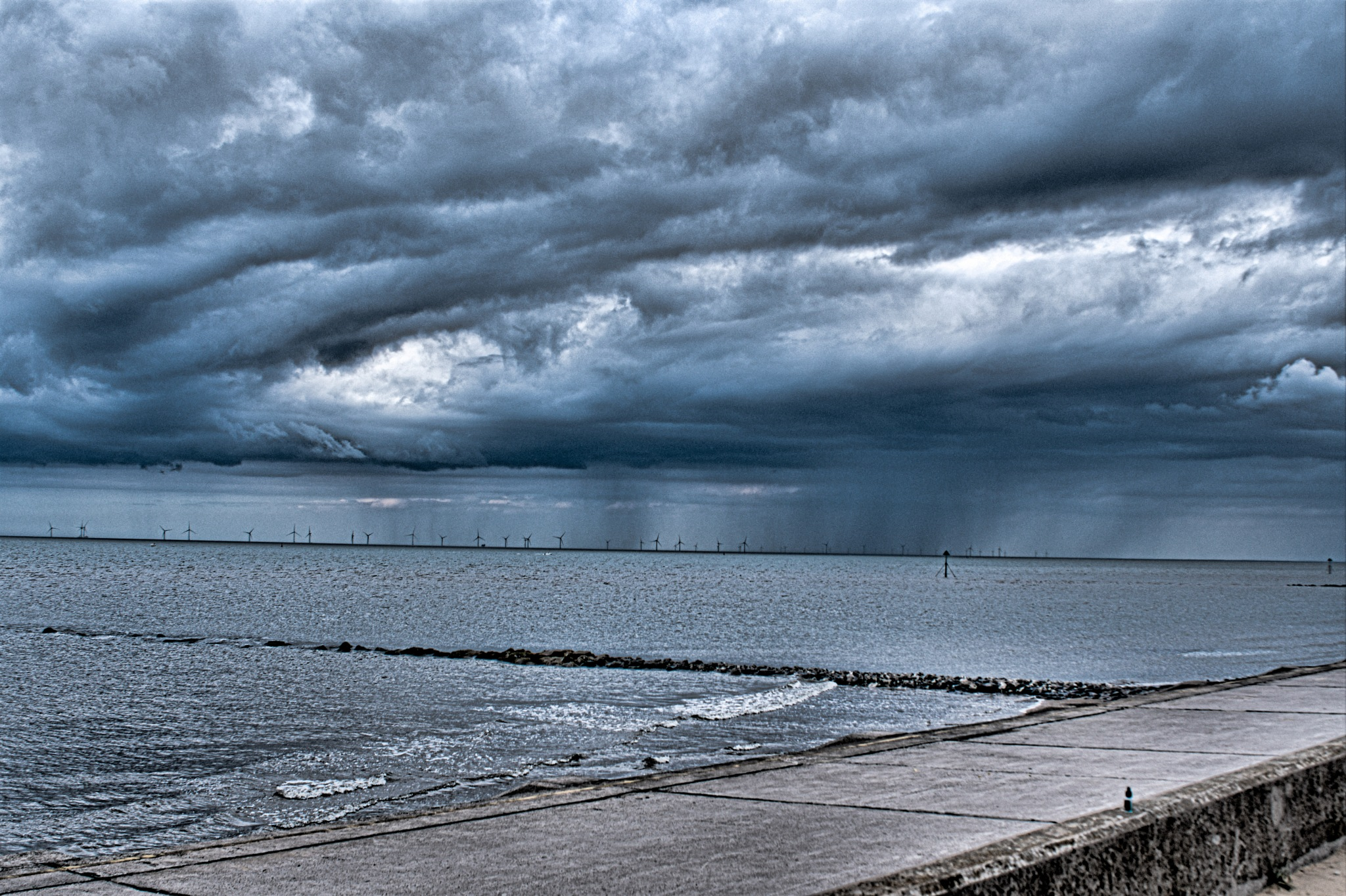 Storm  by Peter Stowell