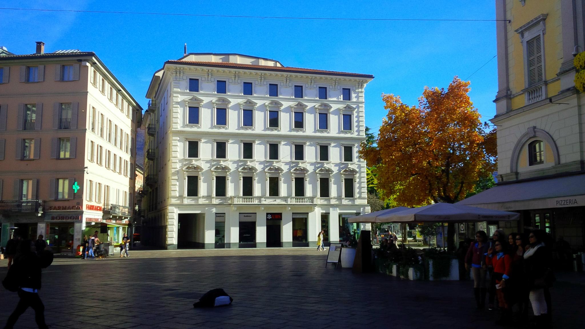 UBS Building by Rudy Tarrazona Guacena
