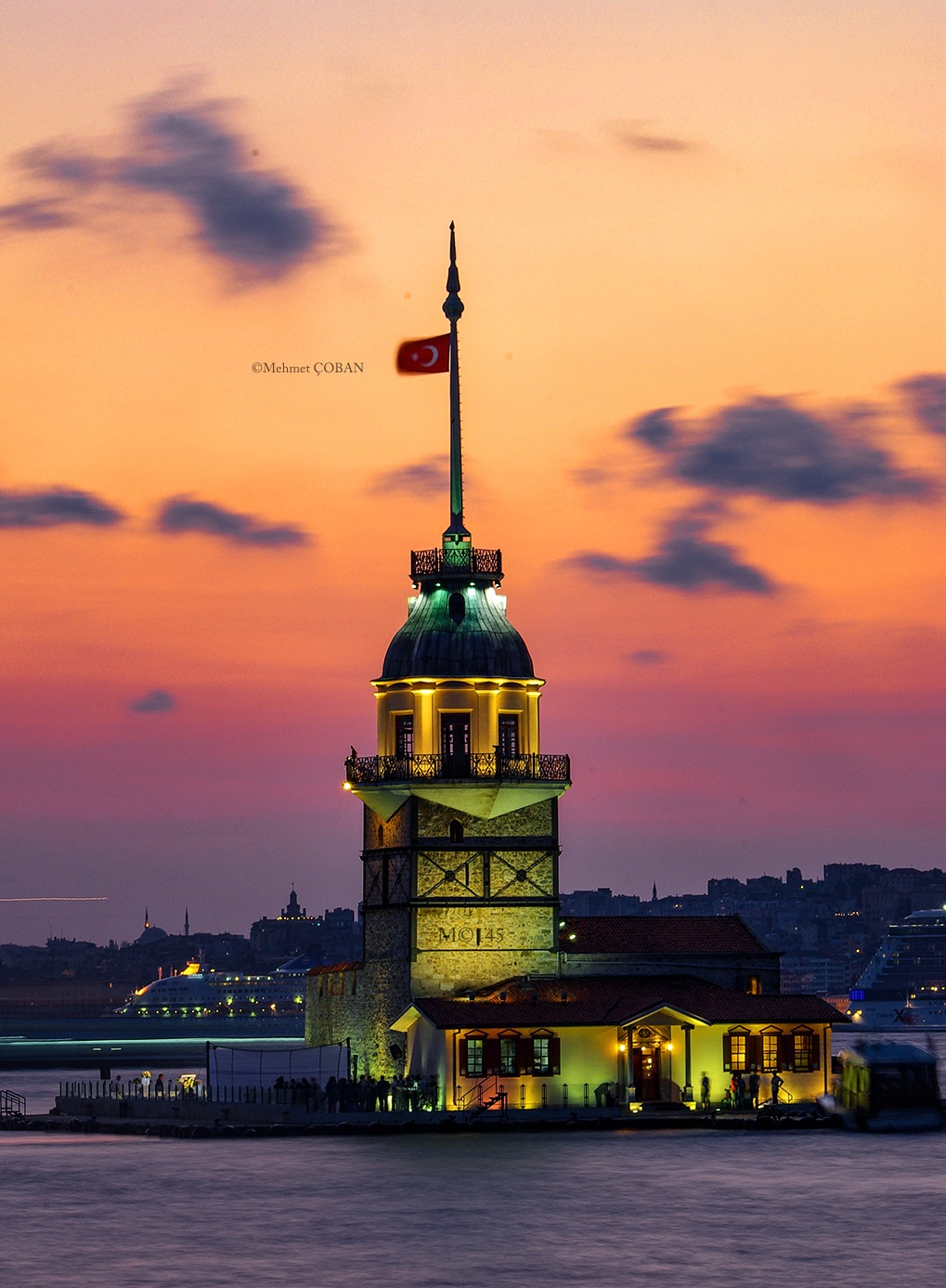 The Maiden's Tower .. by mc145