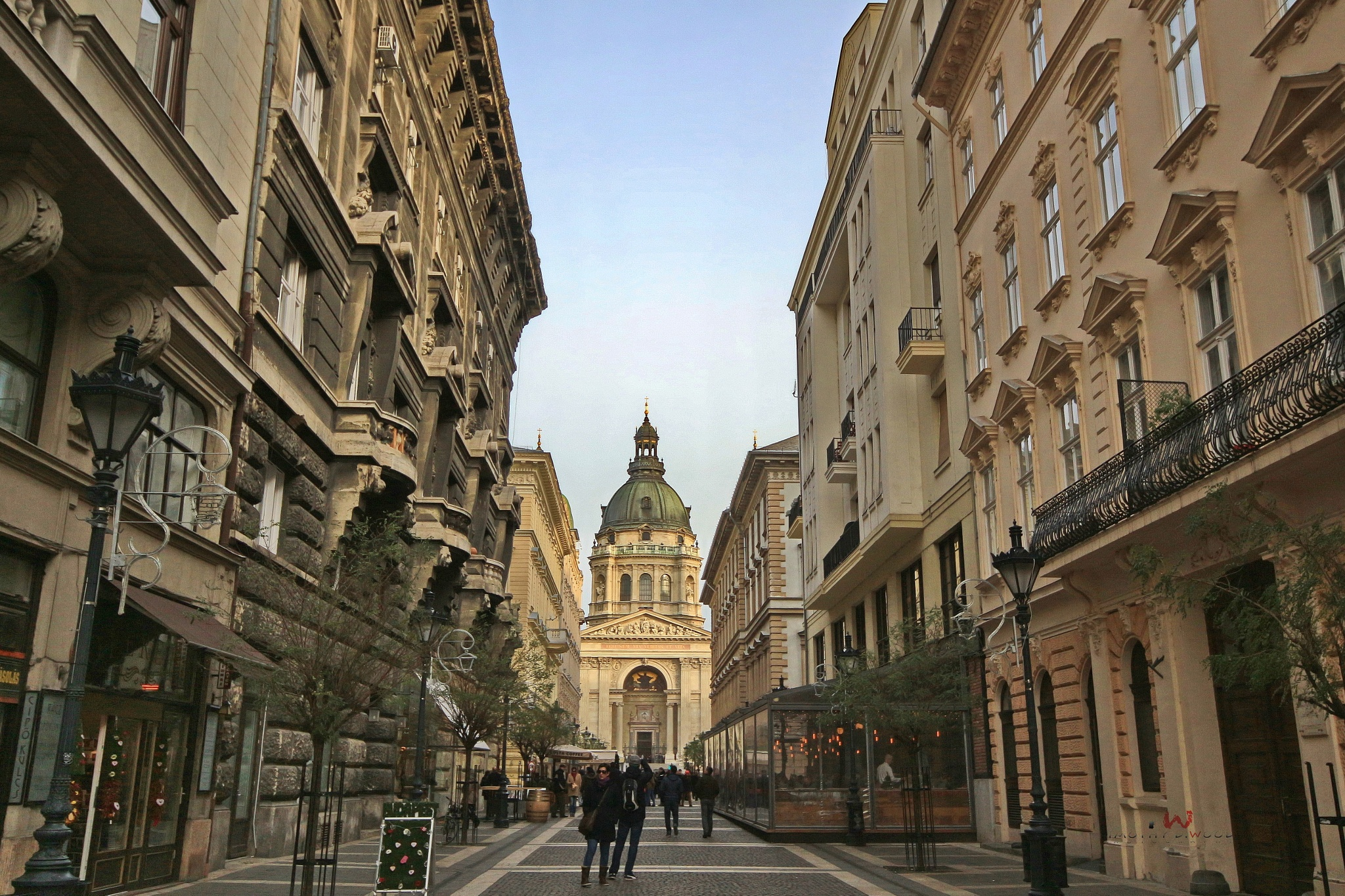 St Stephen's Basilica Budapest by Timothy D. Wood