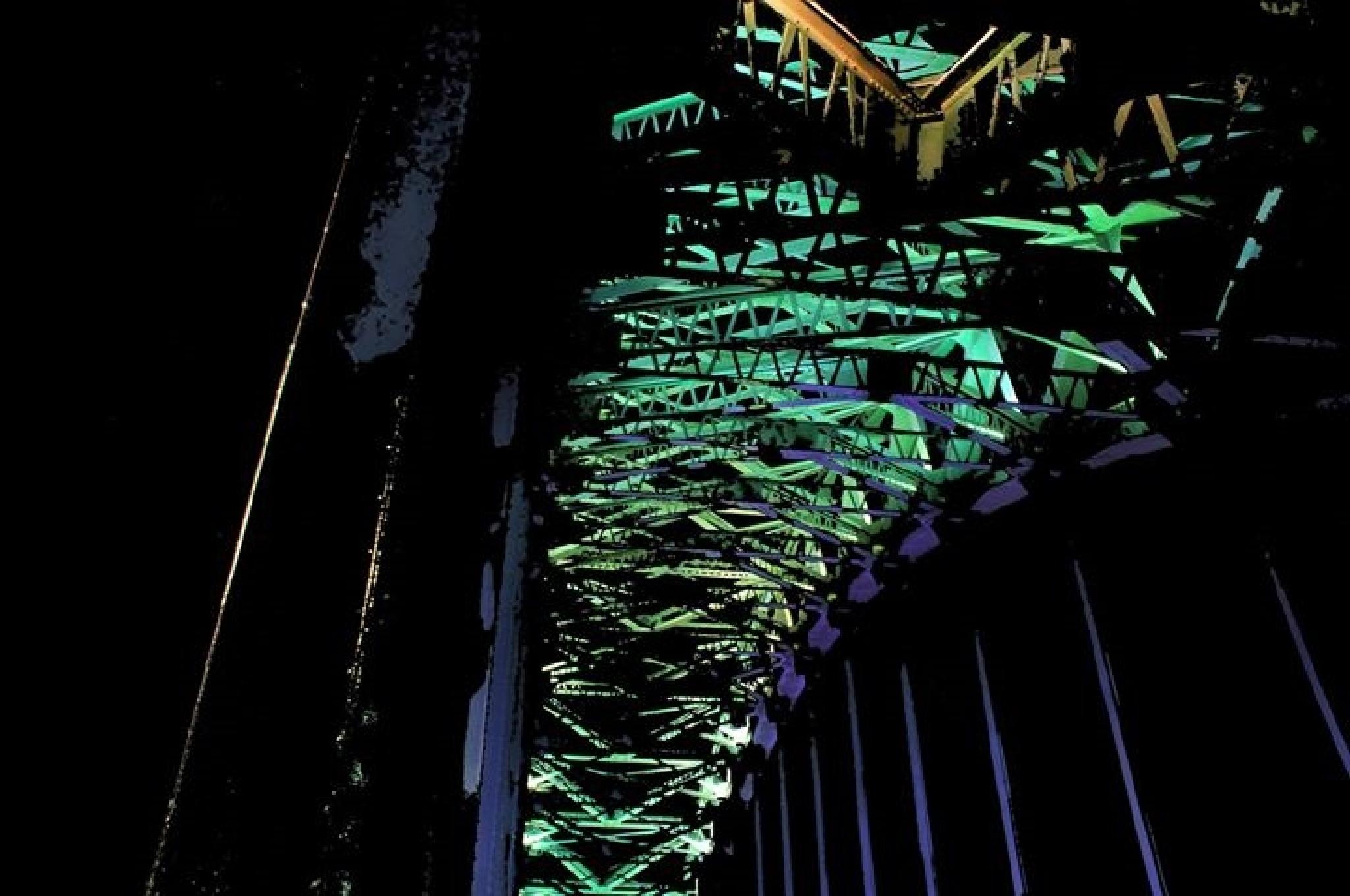 bridge span by Michael Brady