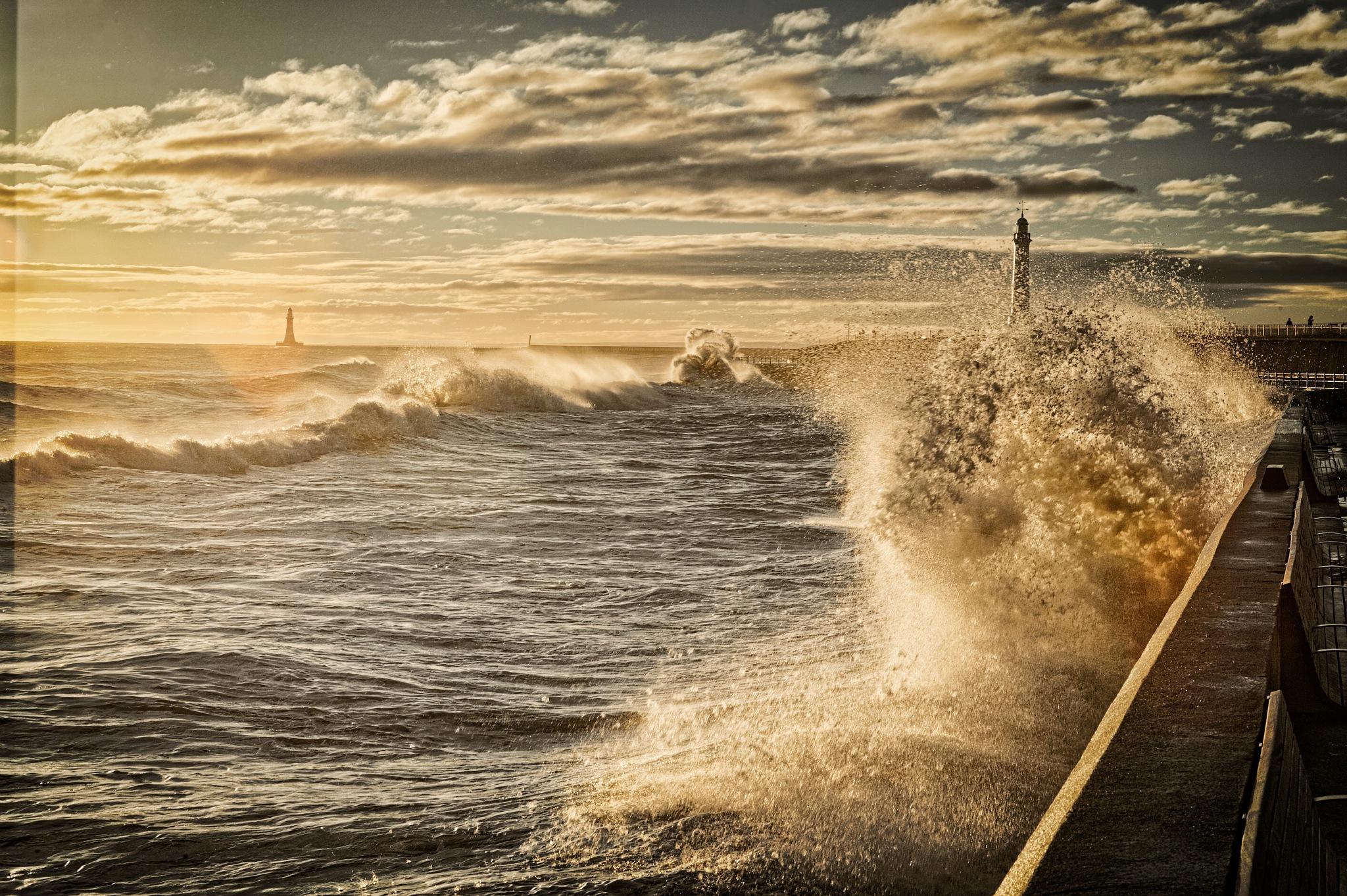 splash back  by Michael Brady