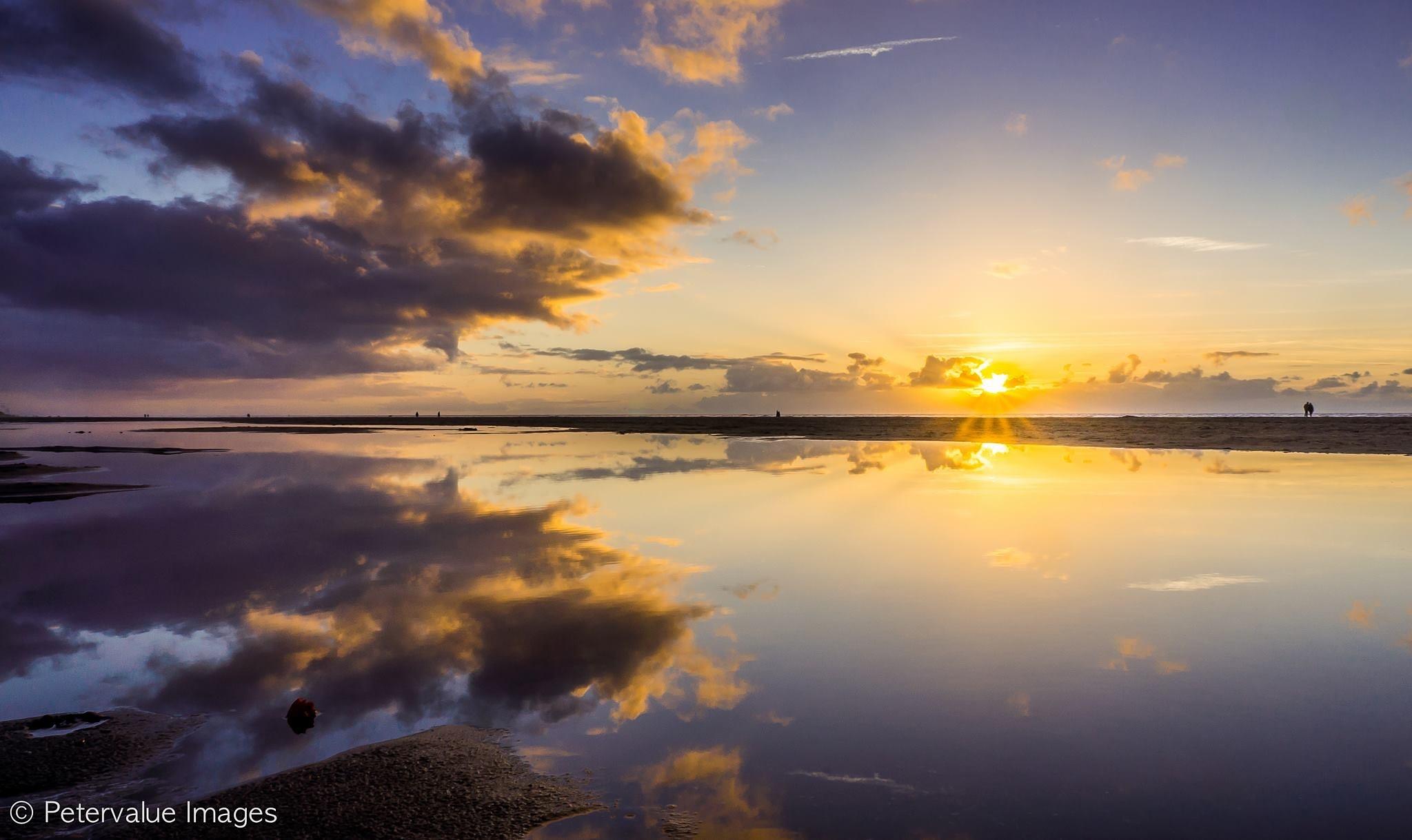 Reflection by Peter van der Waard