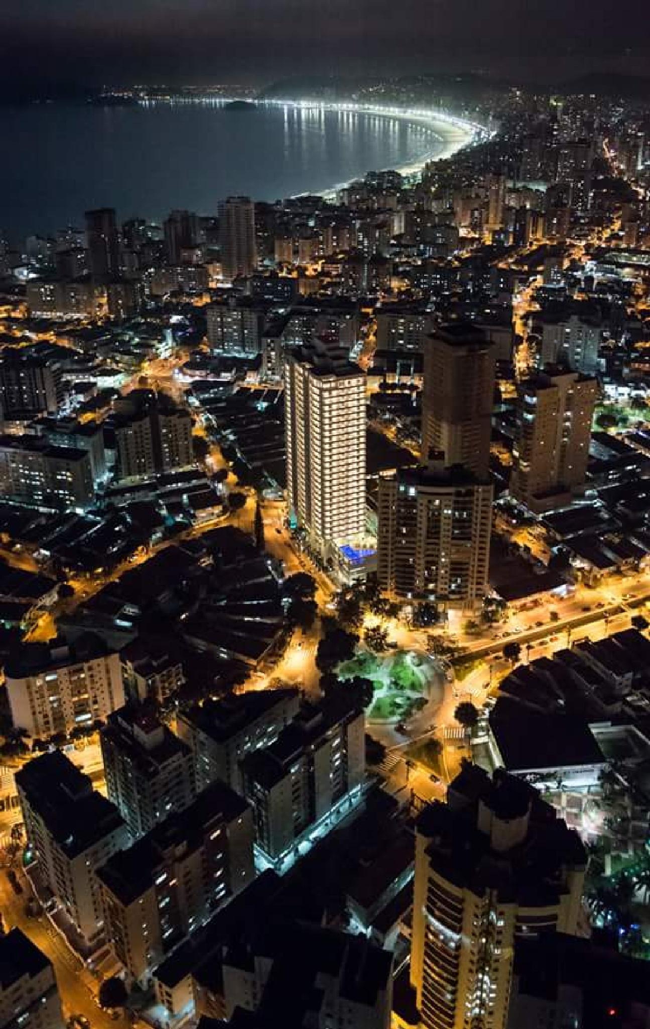 Brasil city Santos SP by visionprevent