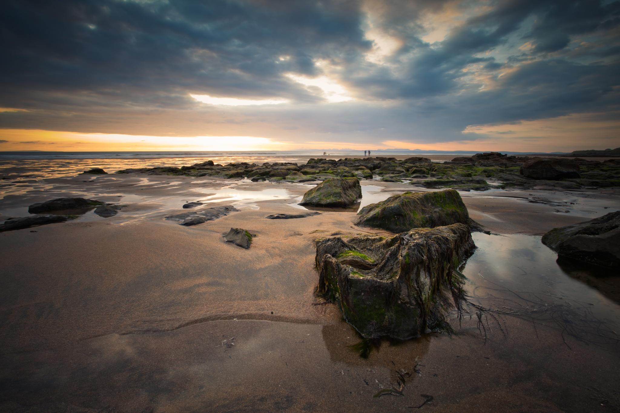 Fanore, Ireland by John Morgan