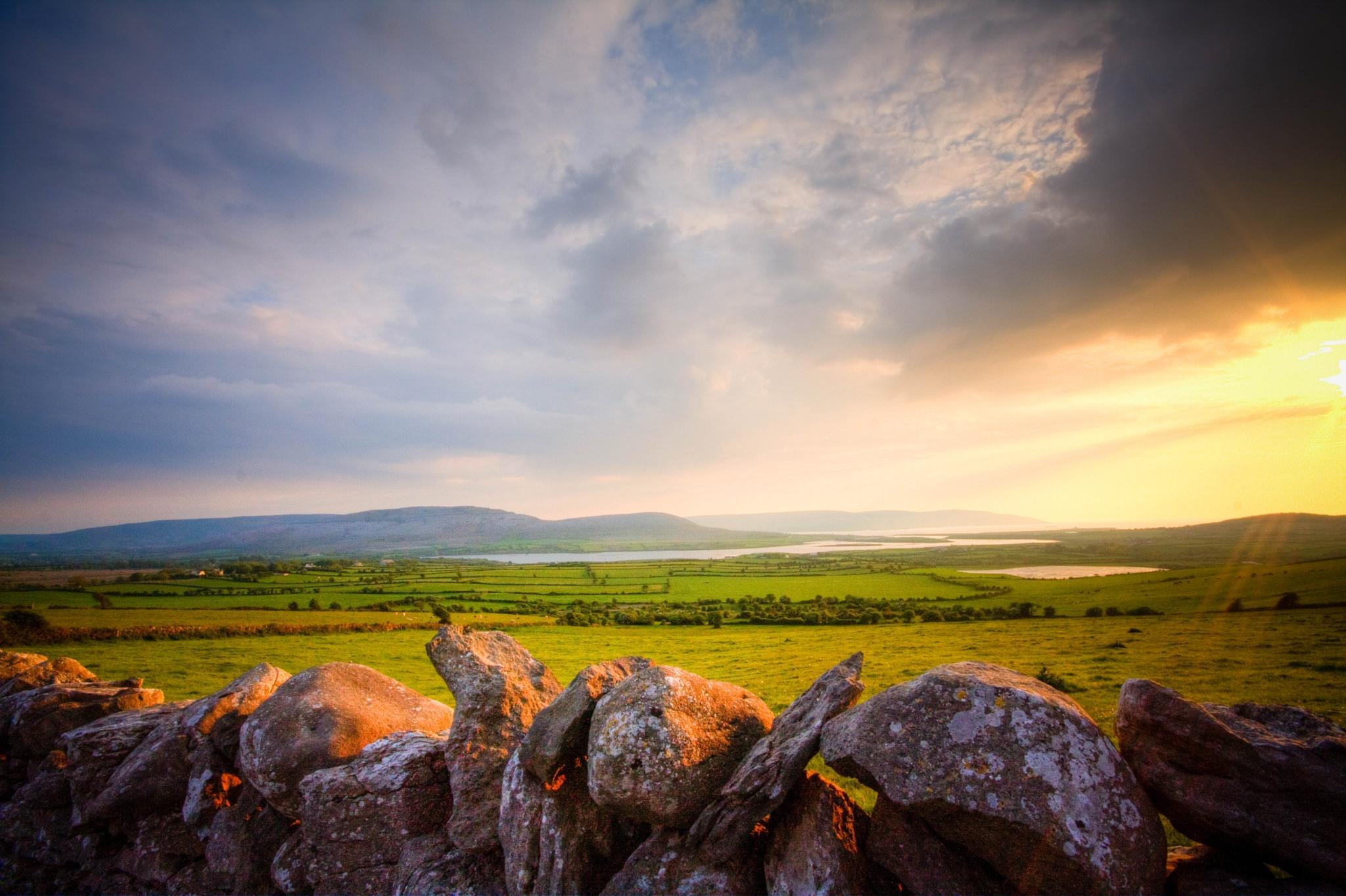 Warm Stones by John Morgan