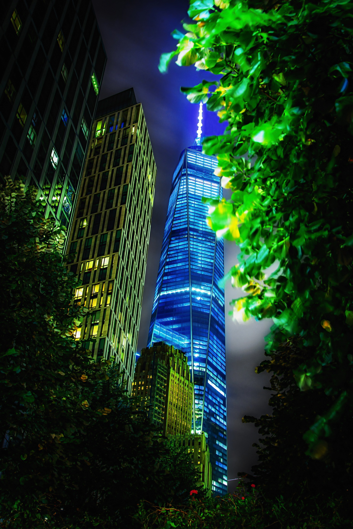 Blue beacon by 8th Rule Photography