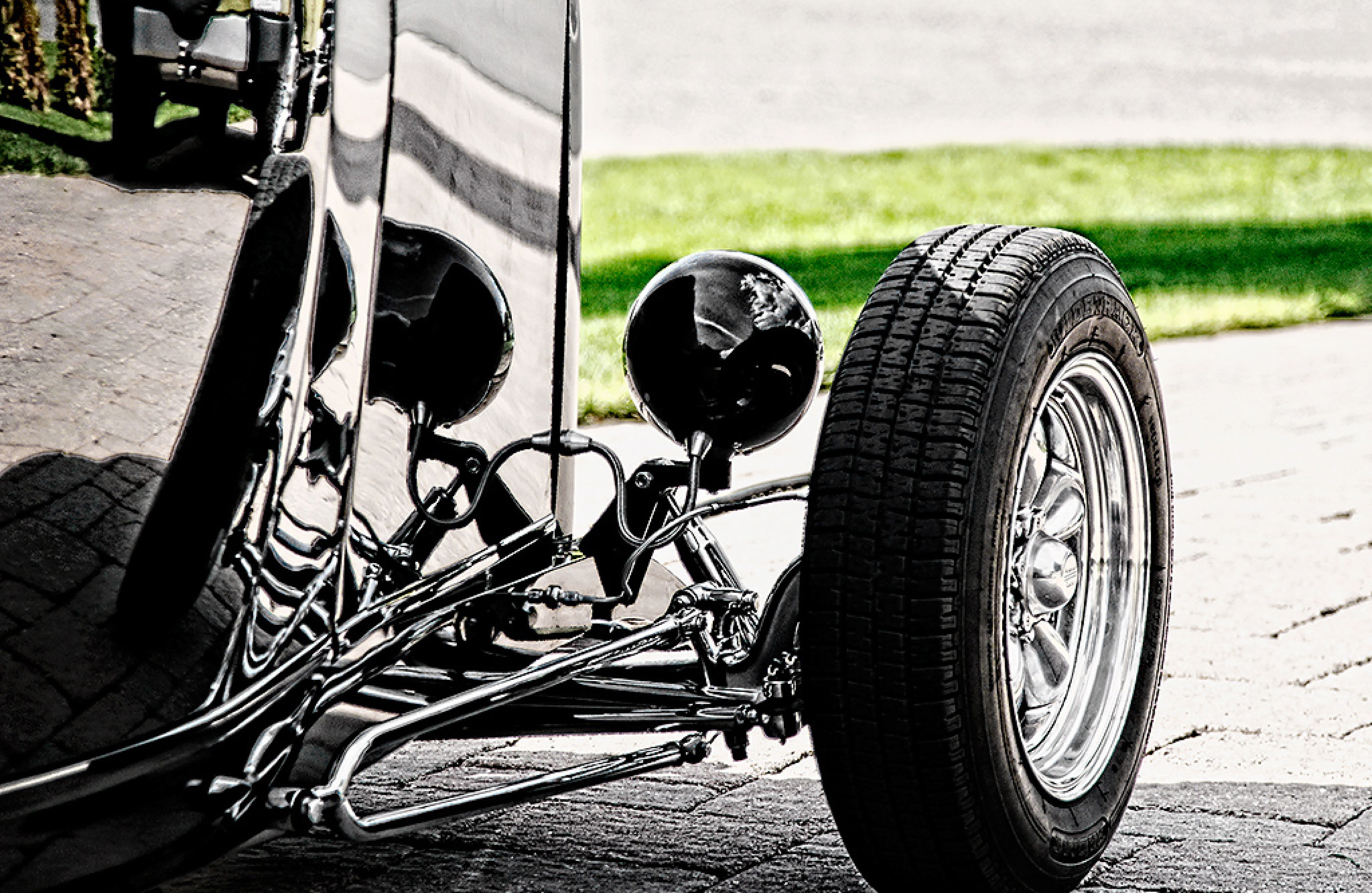 Little Deuce Coupe by GailHarmer