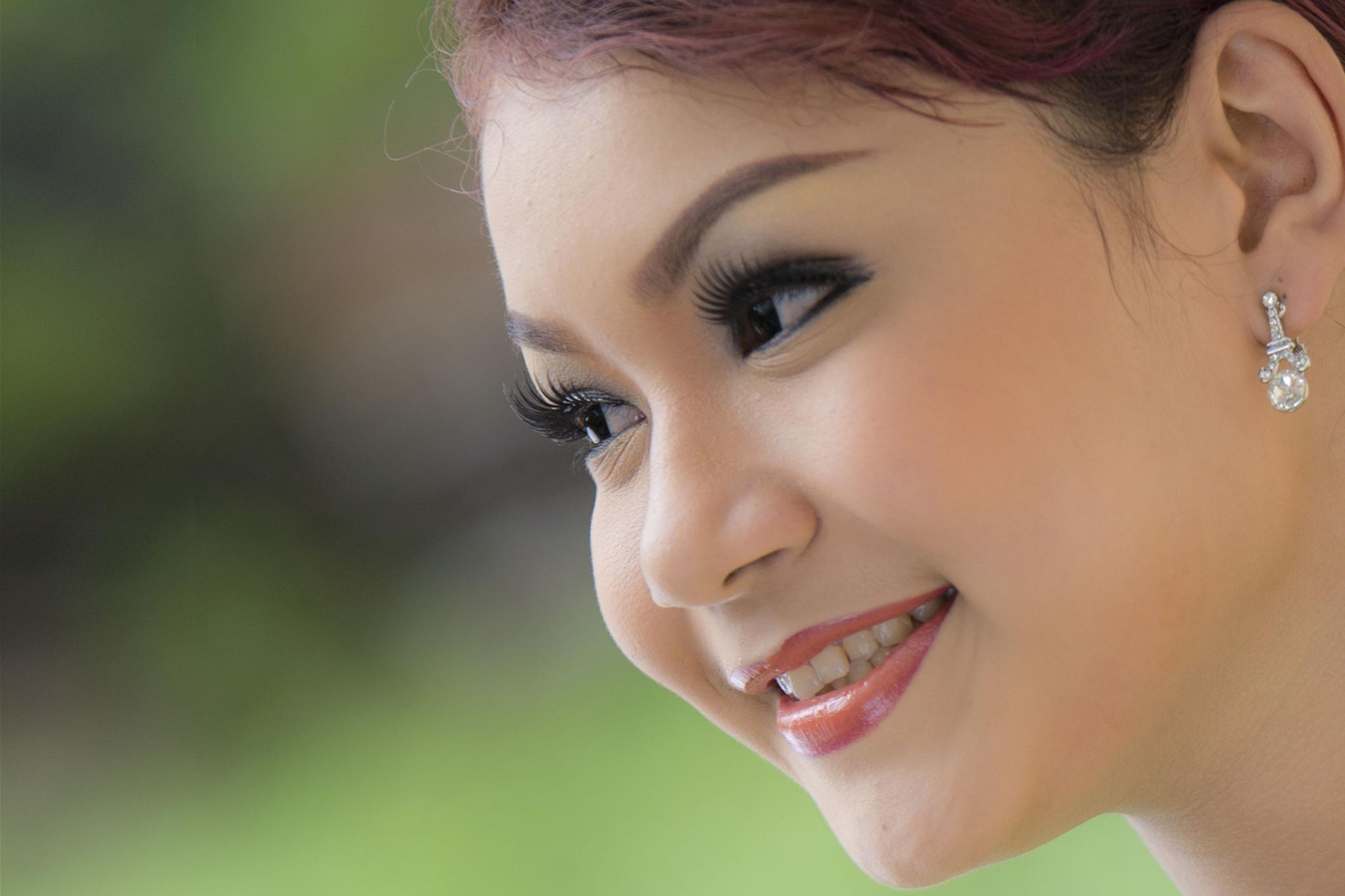 SMILE by tonyyehtetaung