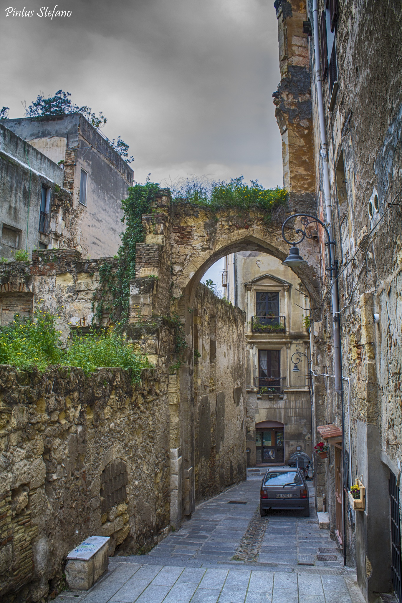 Cagliari zona castello... by pintusstefano
