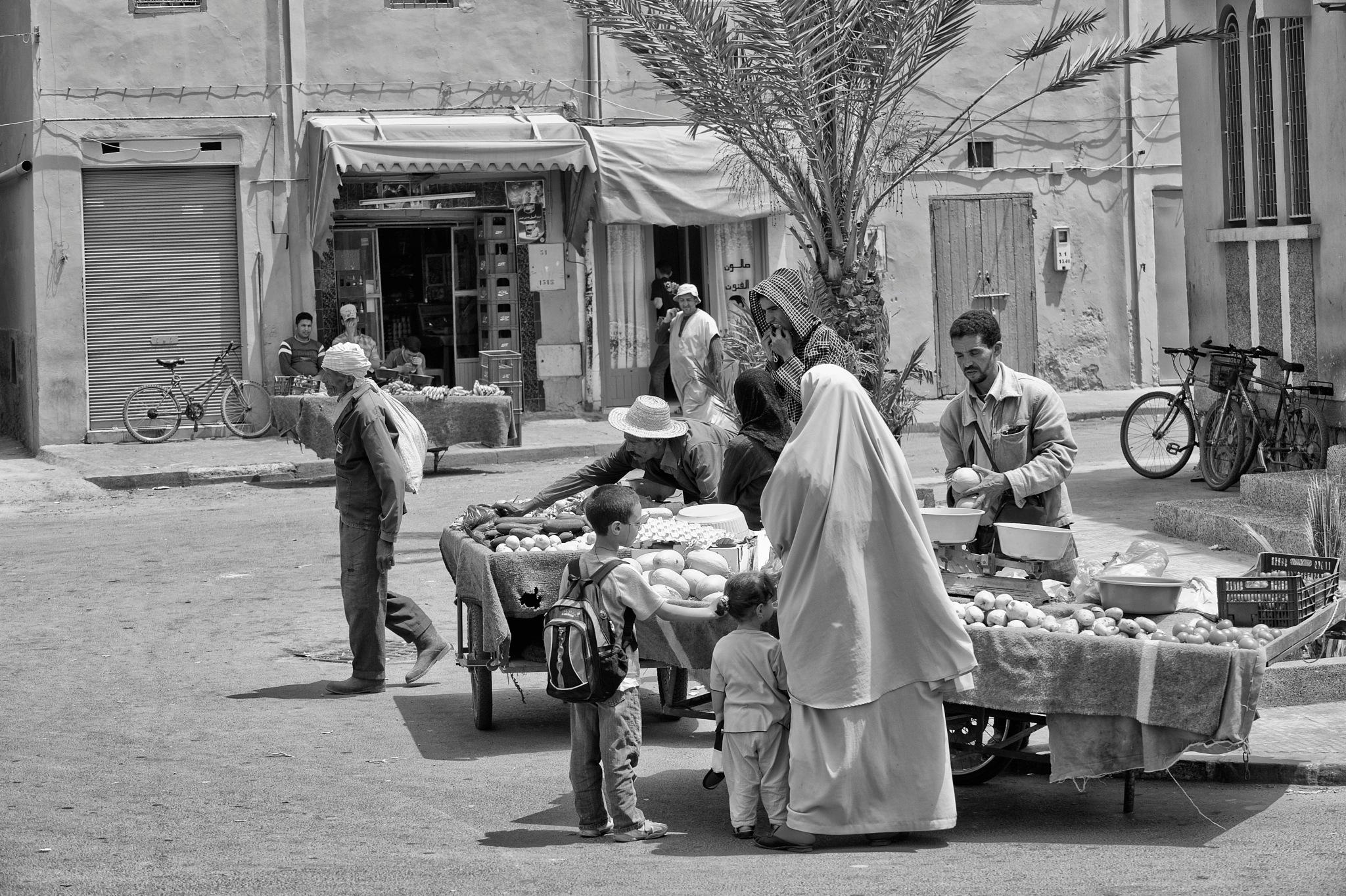 Street, Morocco   9 by desmcmahon5