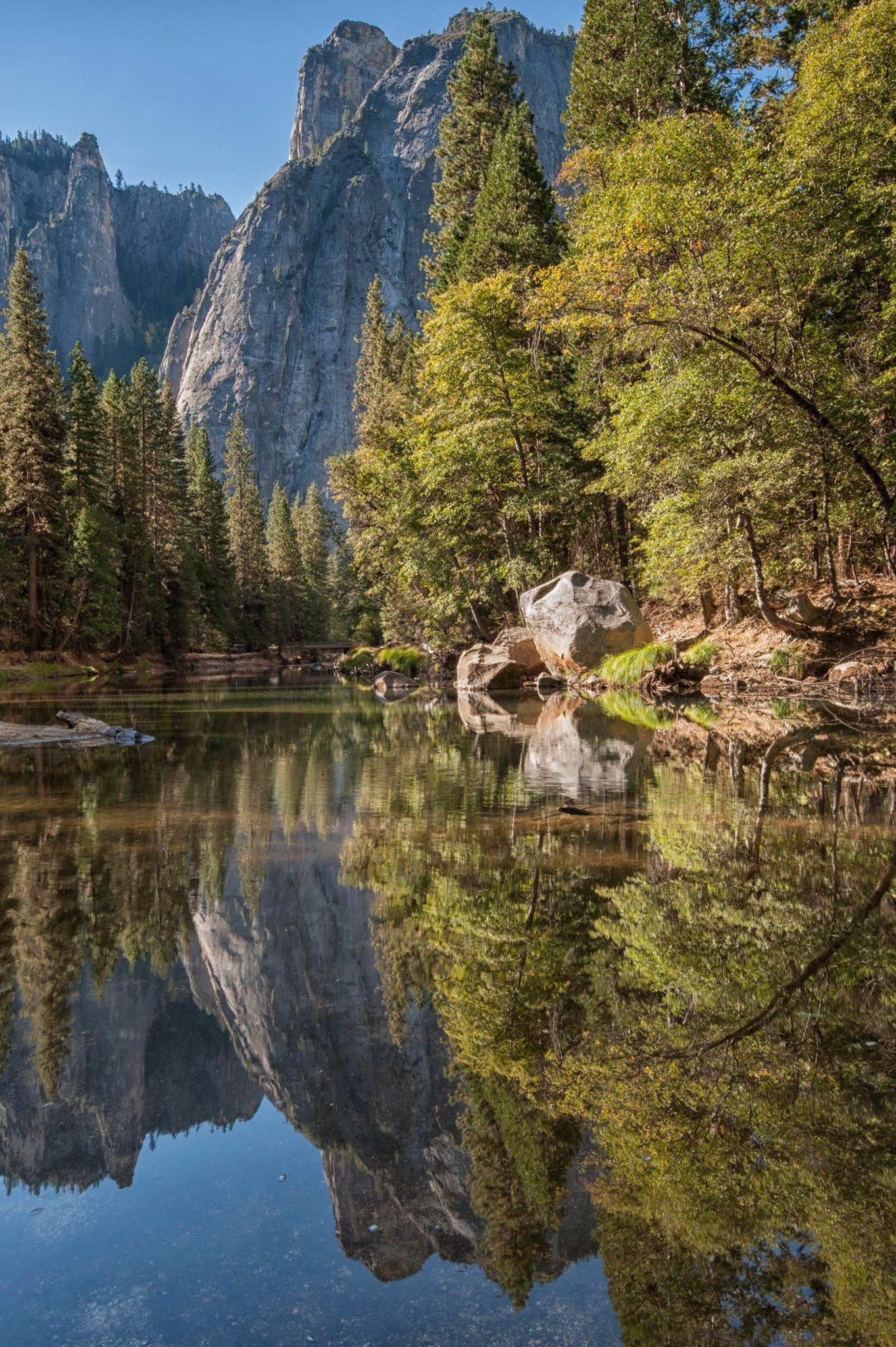 Yosemite by desmcmahon5