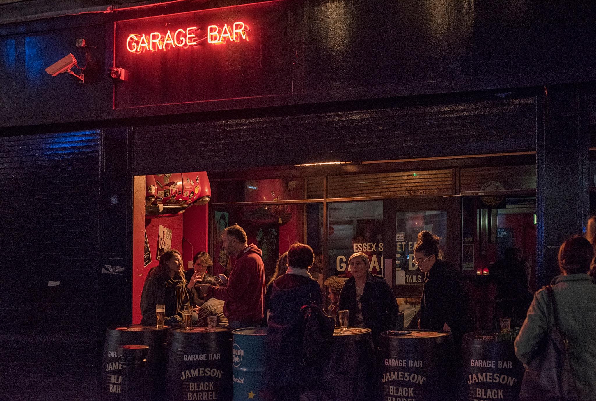 Temple Bar, Dublin. by desmcmahon5