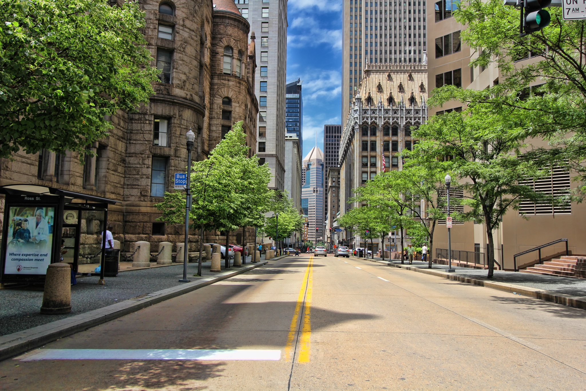 Pittsburgh Avenue by Ultravphotography