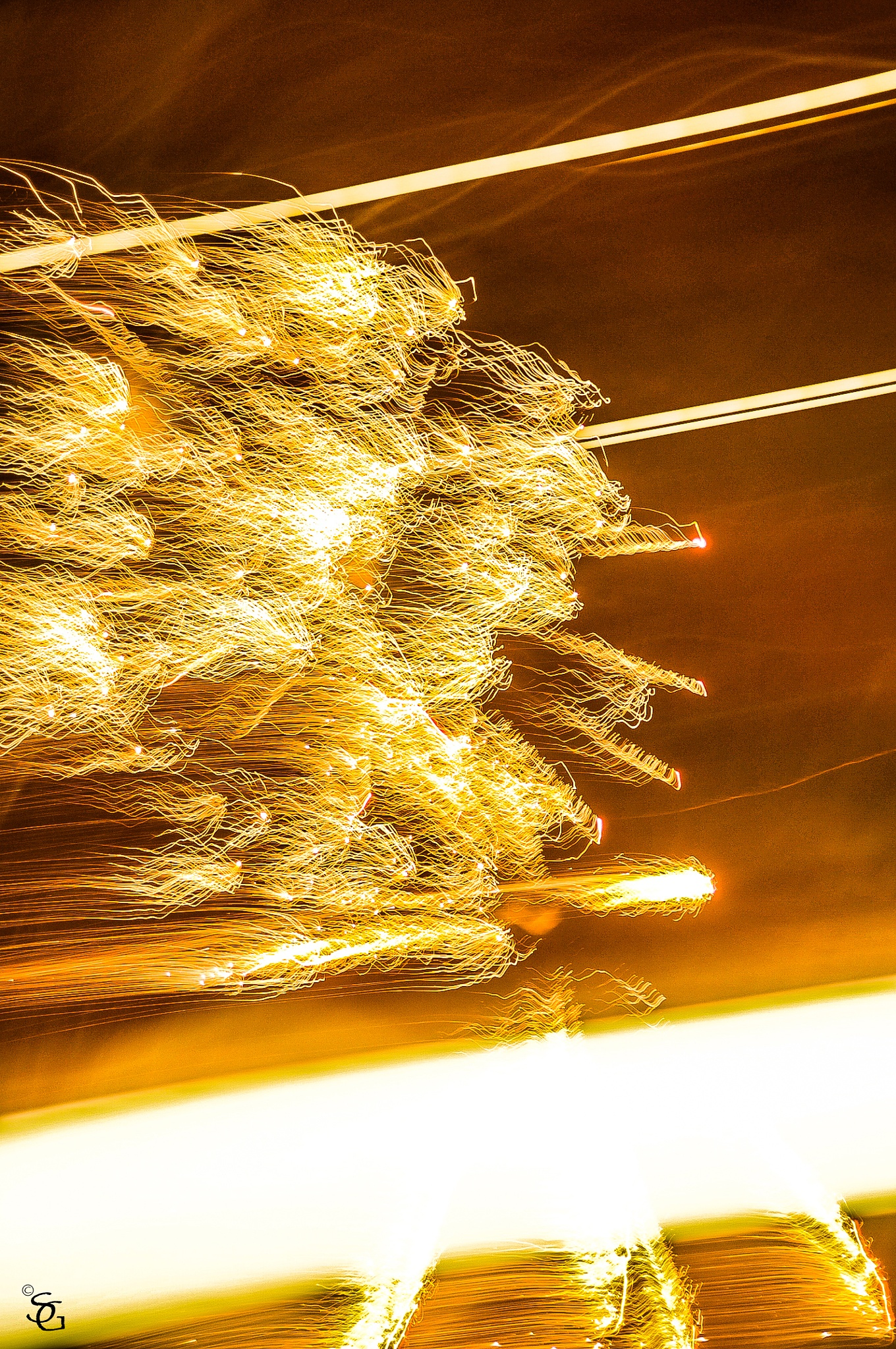 Firework by Sergi Grigorian