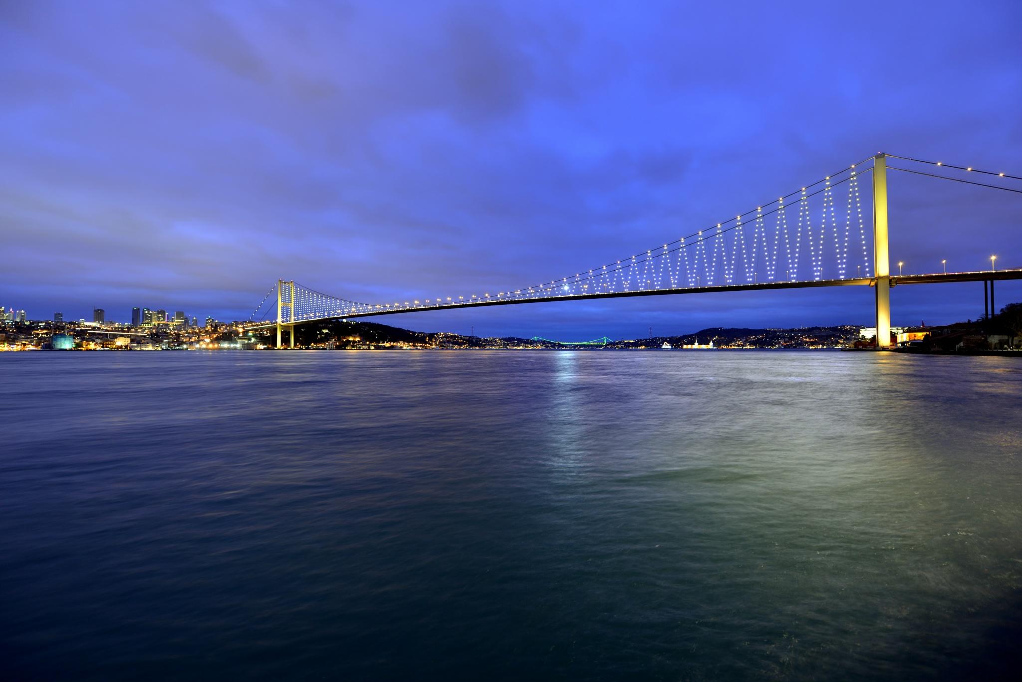 Bosphorus by vabserk