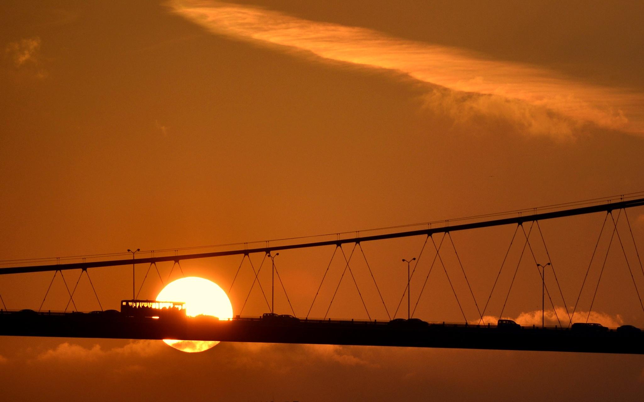 Way to sun by vabserk