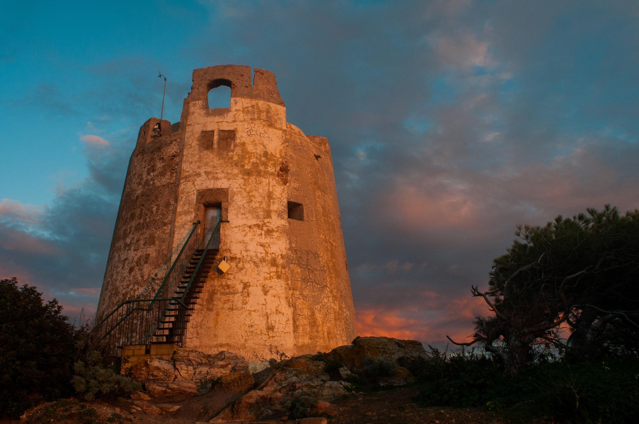 Torre di Chia (Domus De Maria/Sardegna) by corvonero