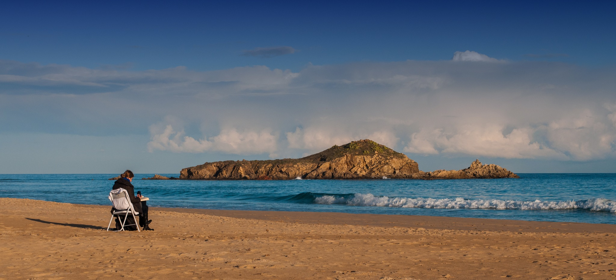 "Spiaggia ""Su Giudeu""  (Domus De Maria/Sardegna) by corvonero"