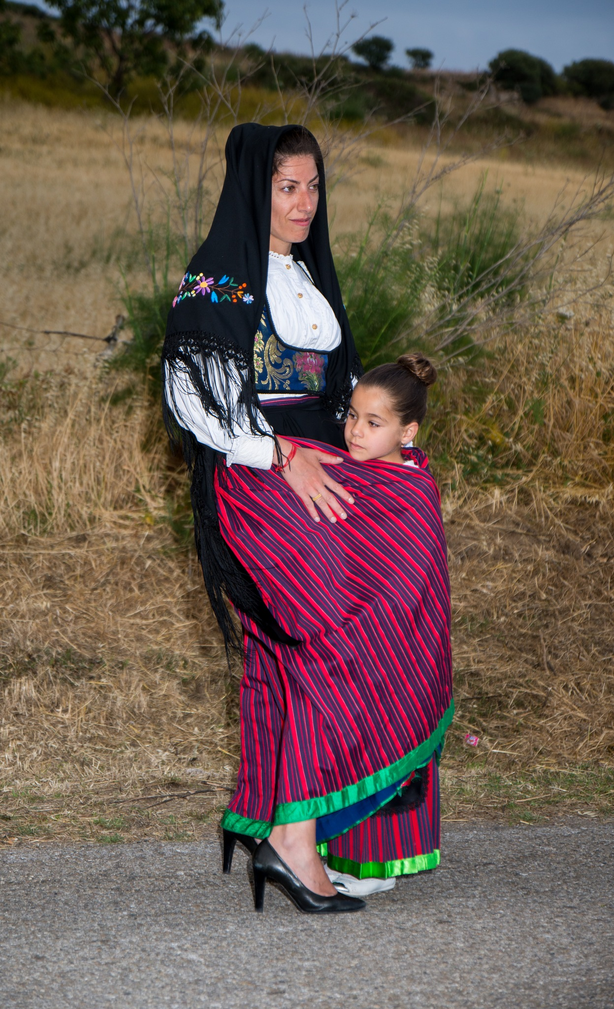 Costume Sardo by corvonero