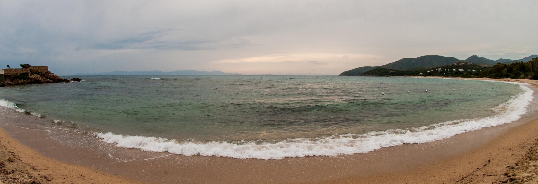Spiaggia di Baccu Mandara (Maracalagonis/Sardegna) by corvonero