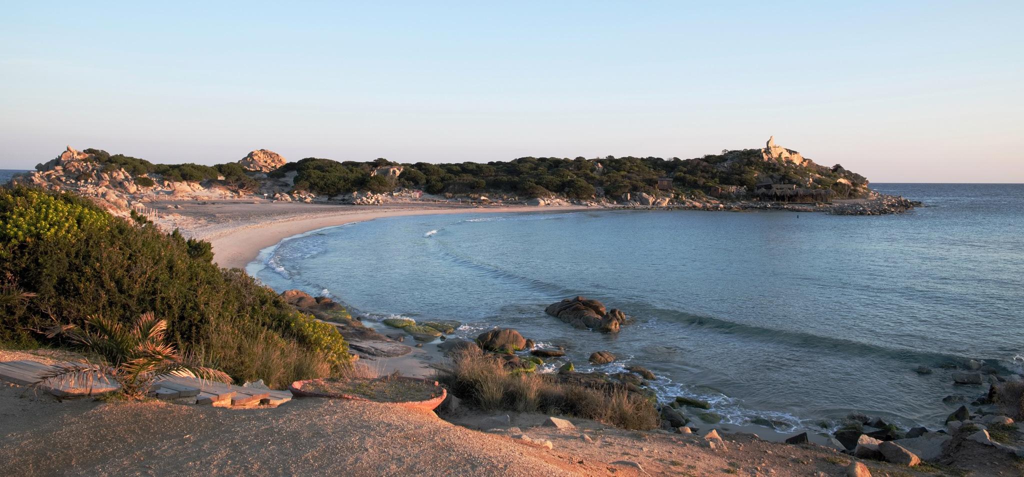 Punta Is Molentis by corvonero