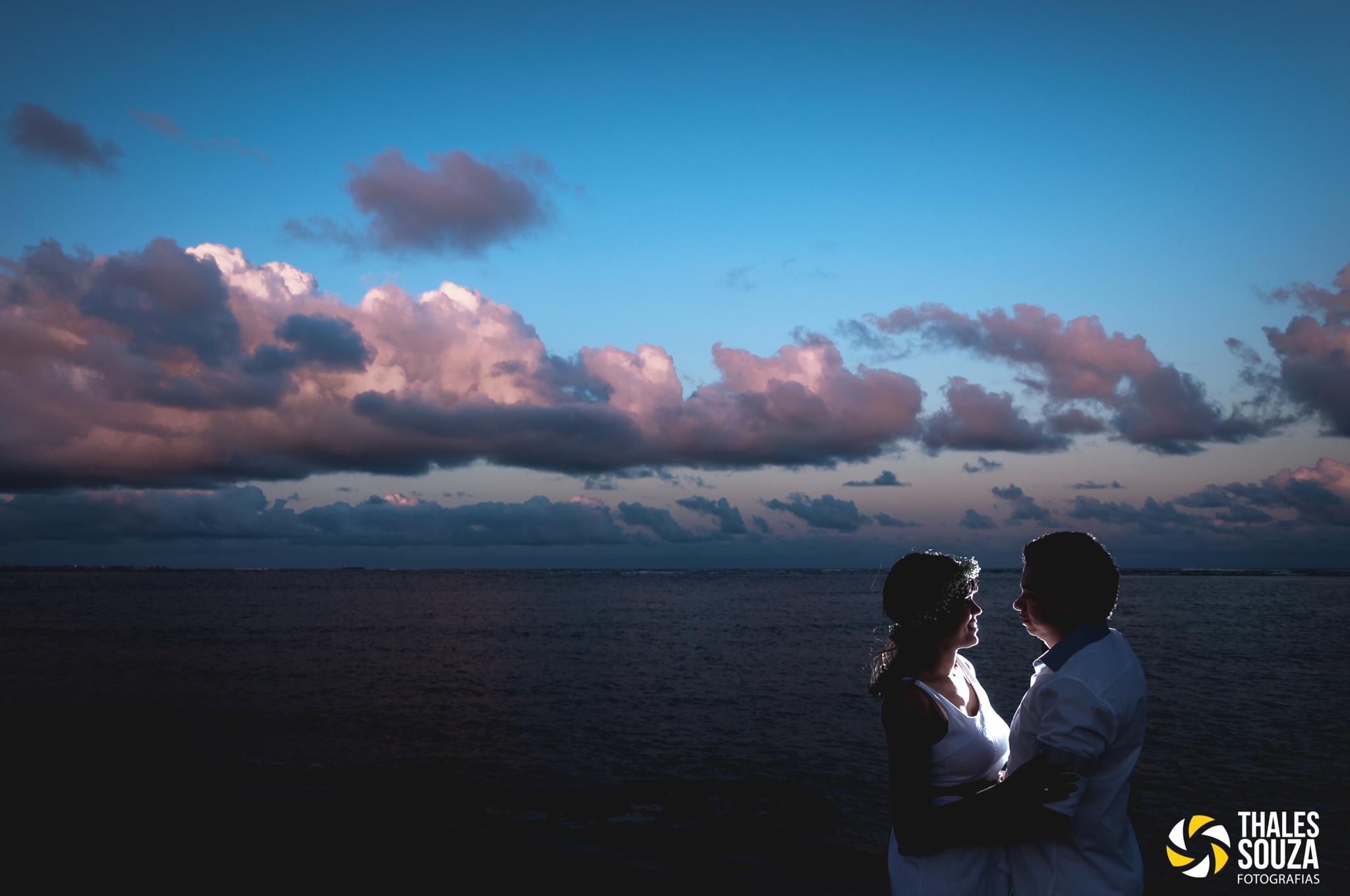 Pré-Wedding - Elida e Ibeneias by Thales Souza