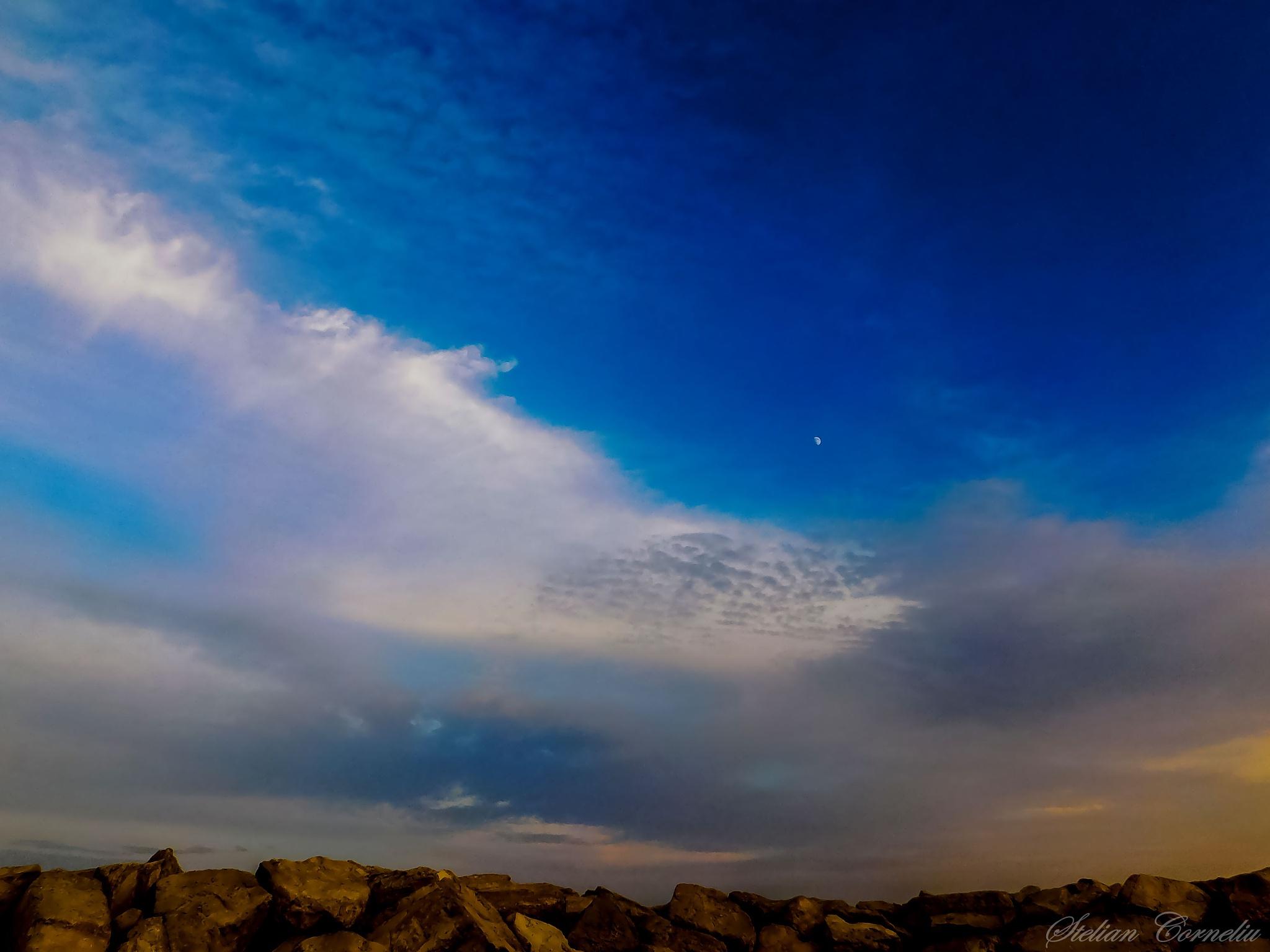 oldport sunset by Stelian Corneliu