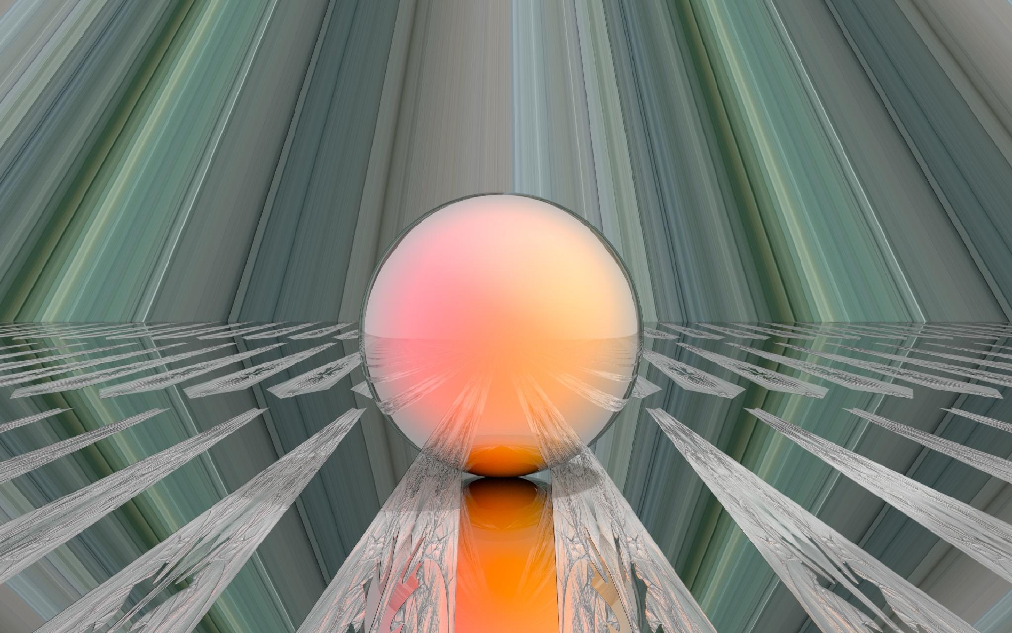 The Magic Orb by Joe-Maccer