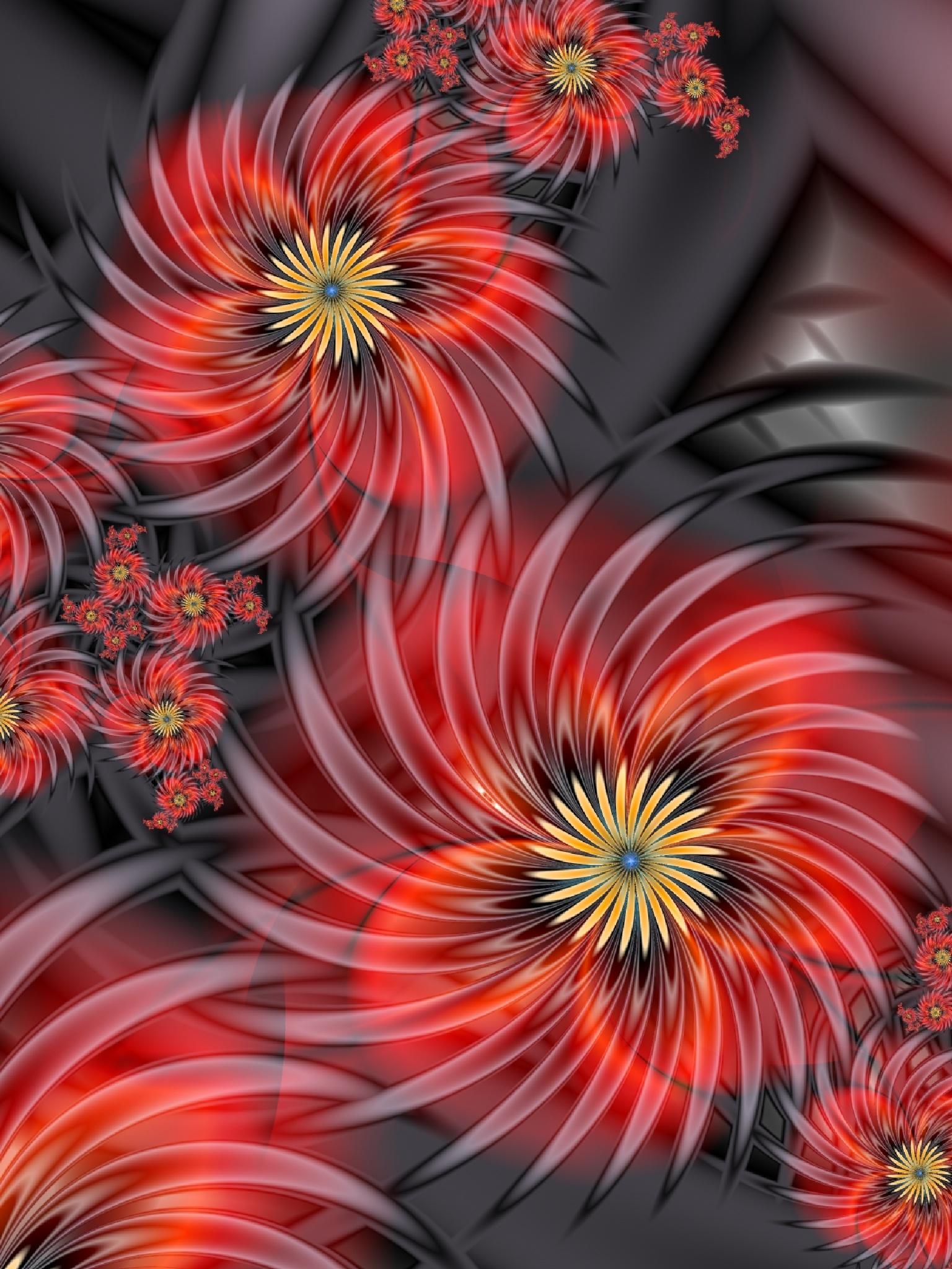 Flowers of The Night by Joe-Maccer
