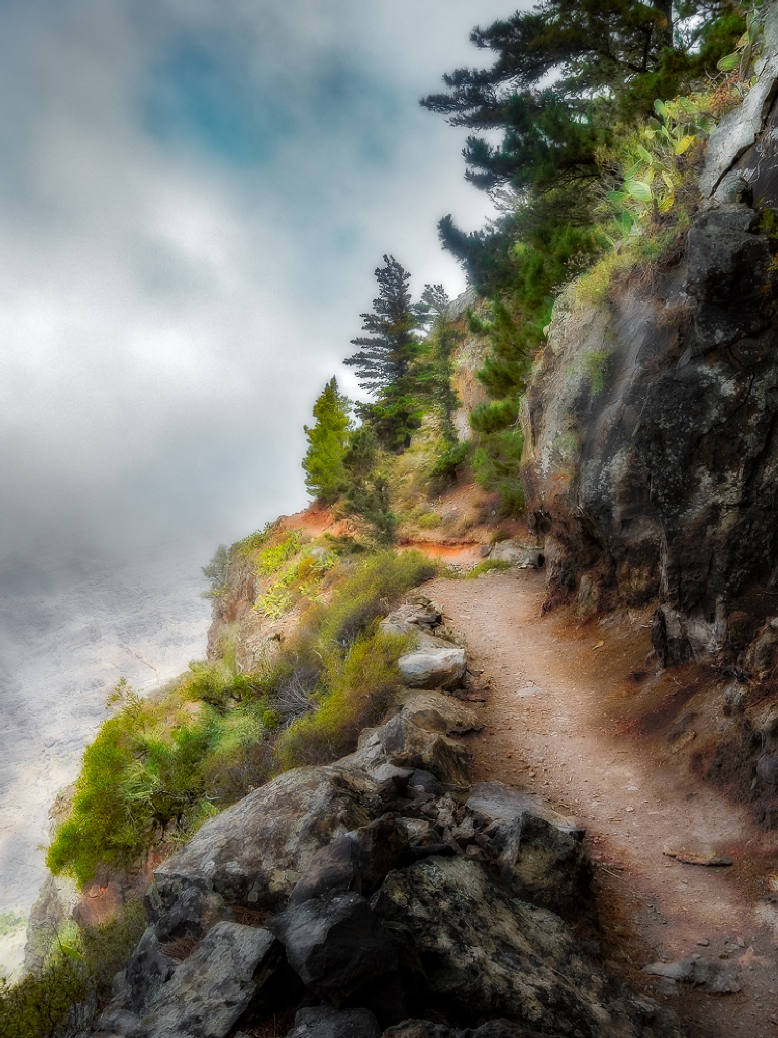 hiking path by Michael Schlitter