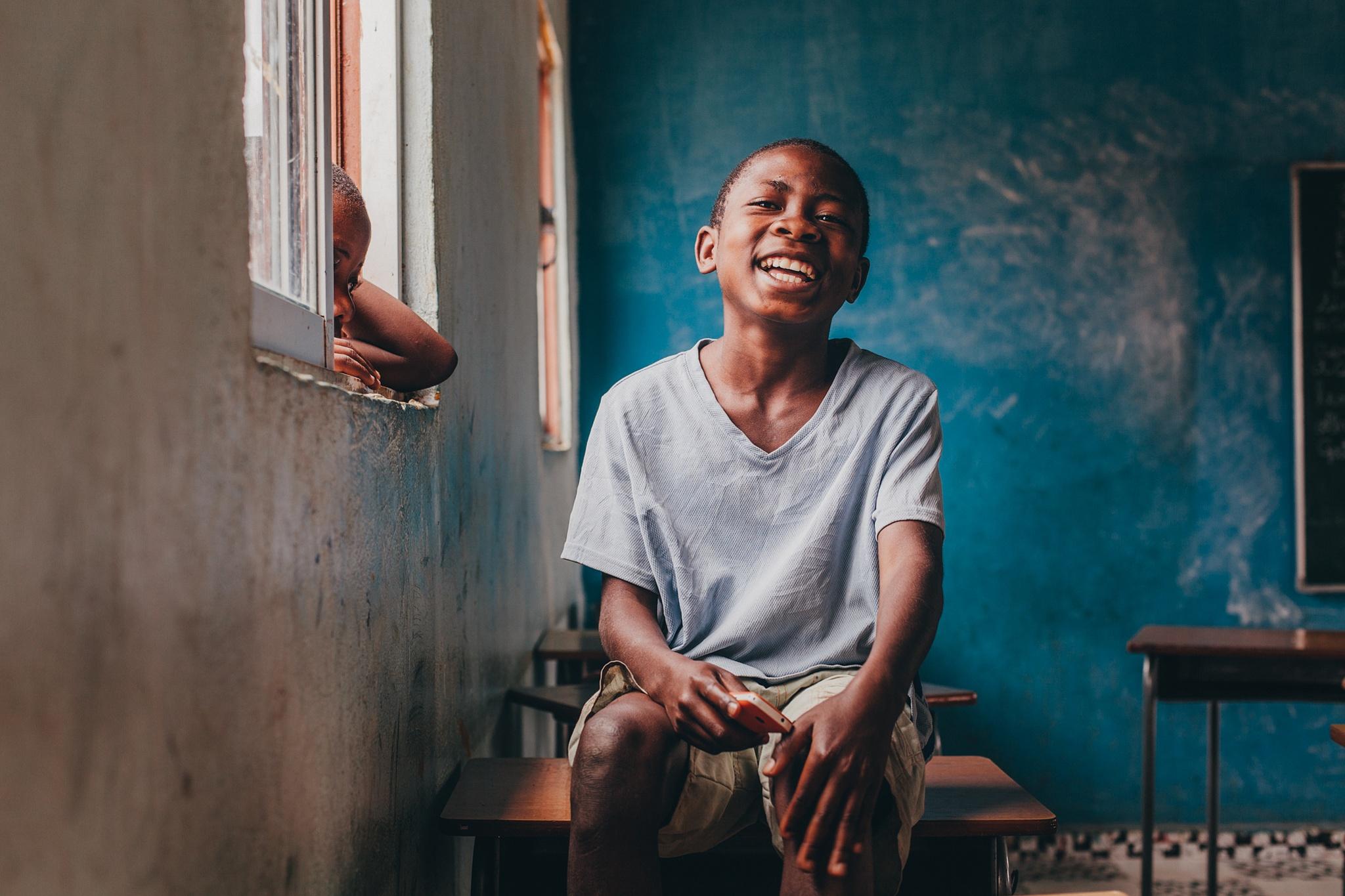 Francisco - Bié / Angola 2015 by Gabriel Chiarastelli