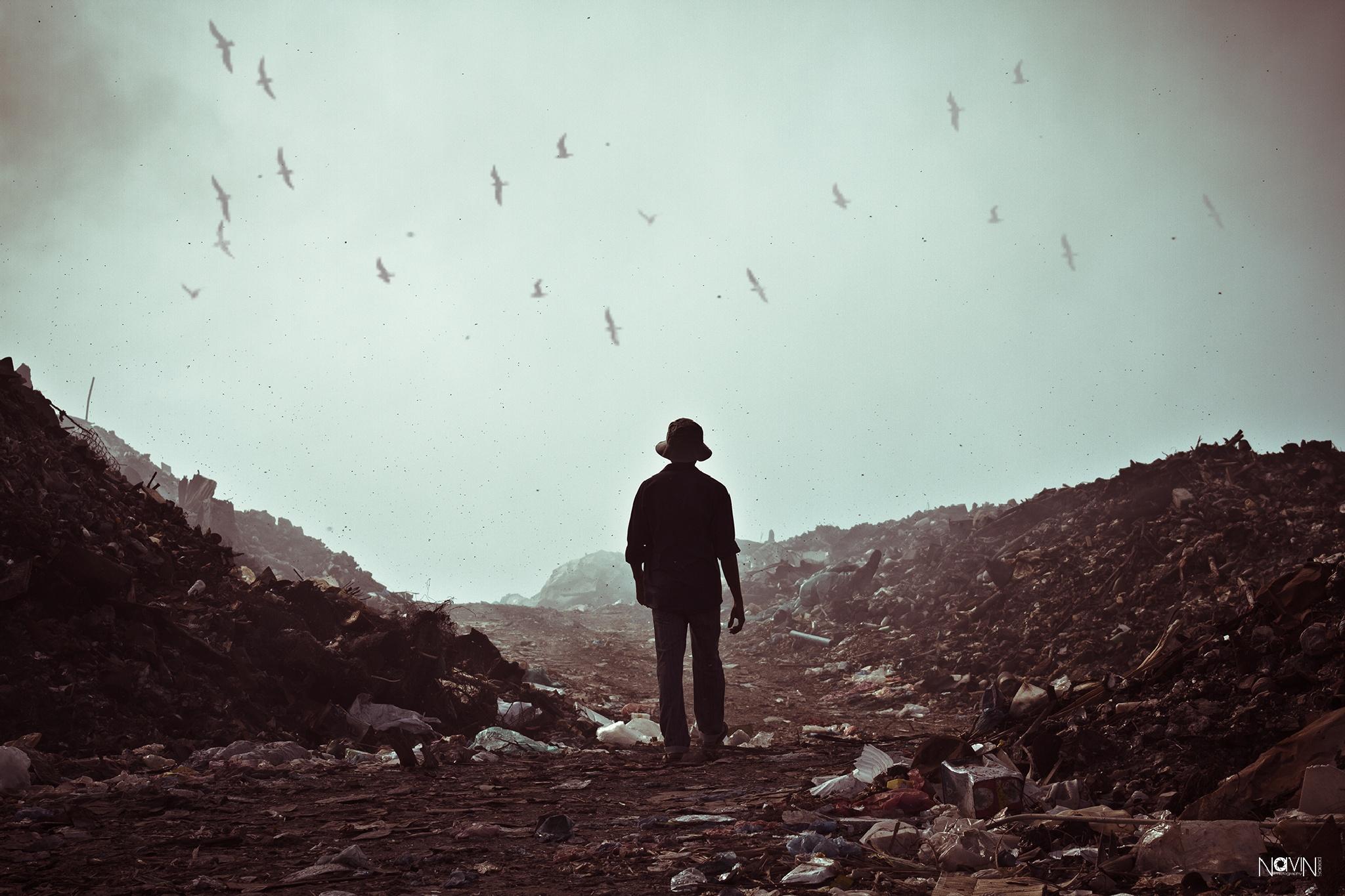 A Walk Alone by NavinSaeed