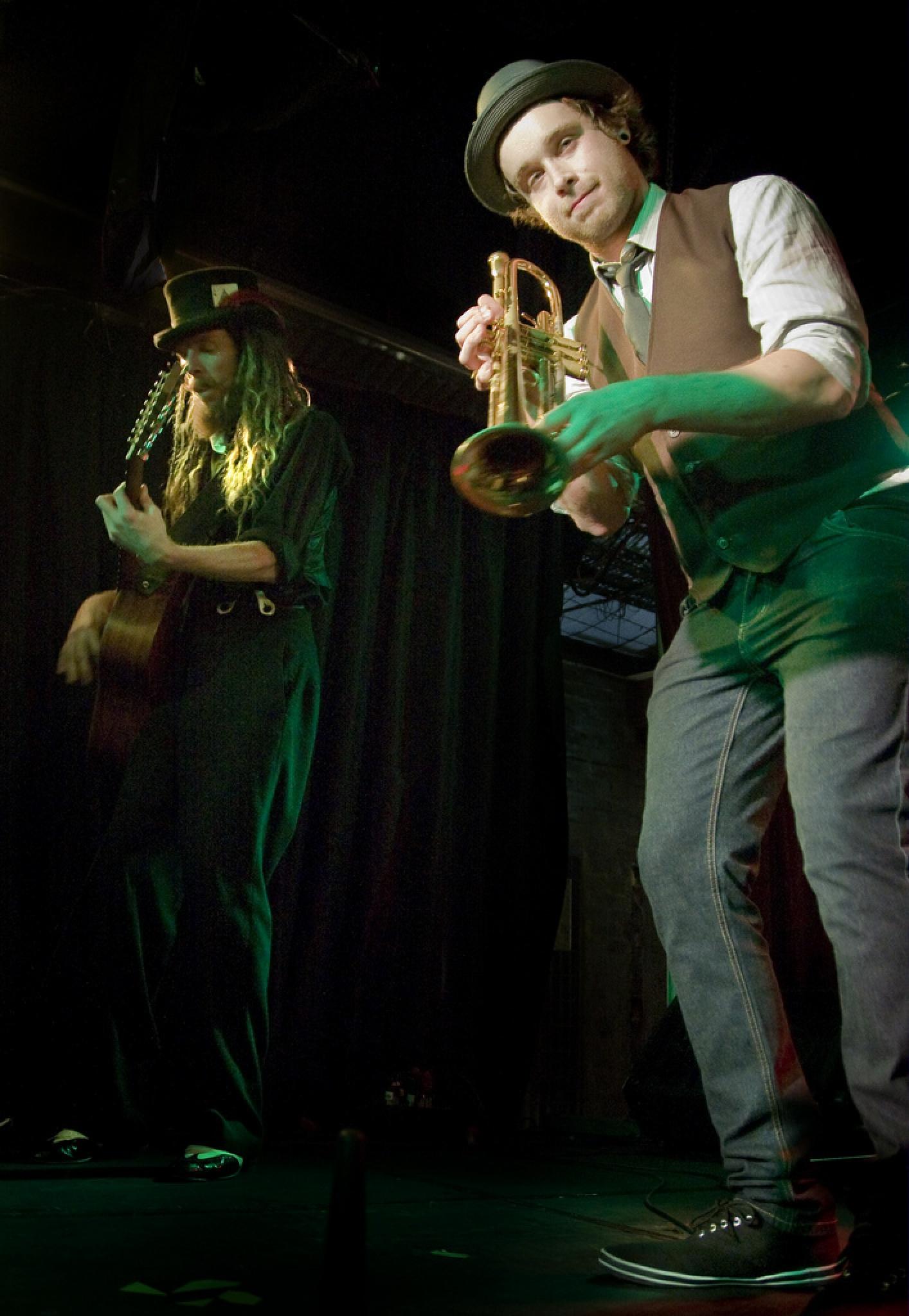 Woohoo Revue by Doc Jones